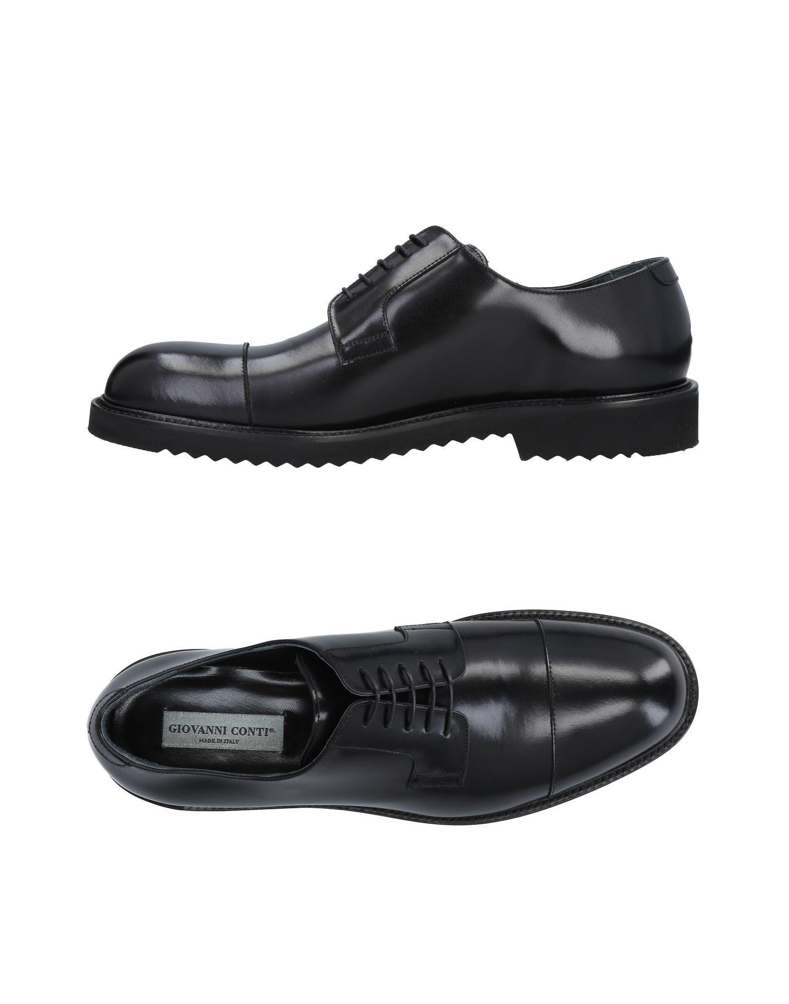 Giovanni Conti Schnürschuhe Herren  11471580GN Gute Qualität beliebte Schuhe