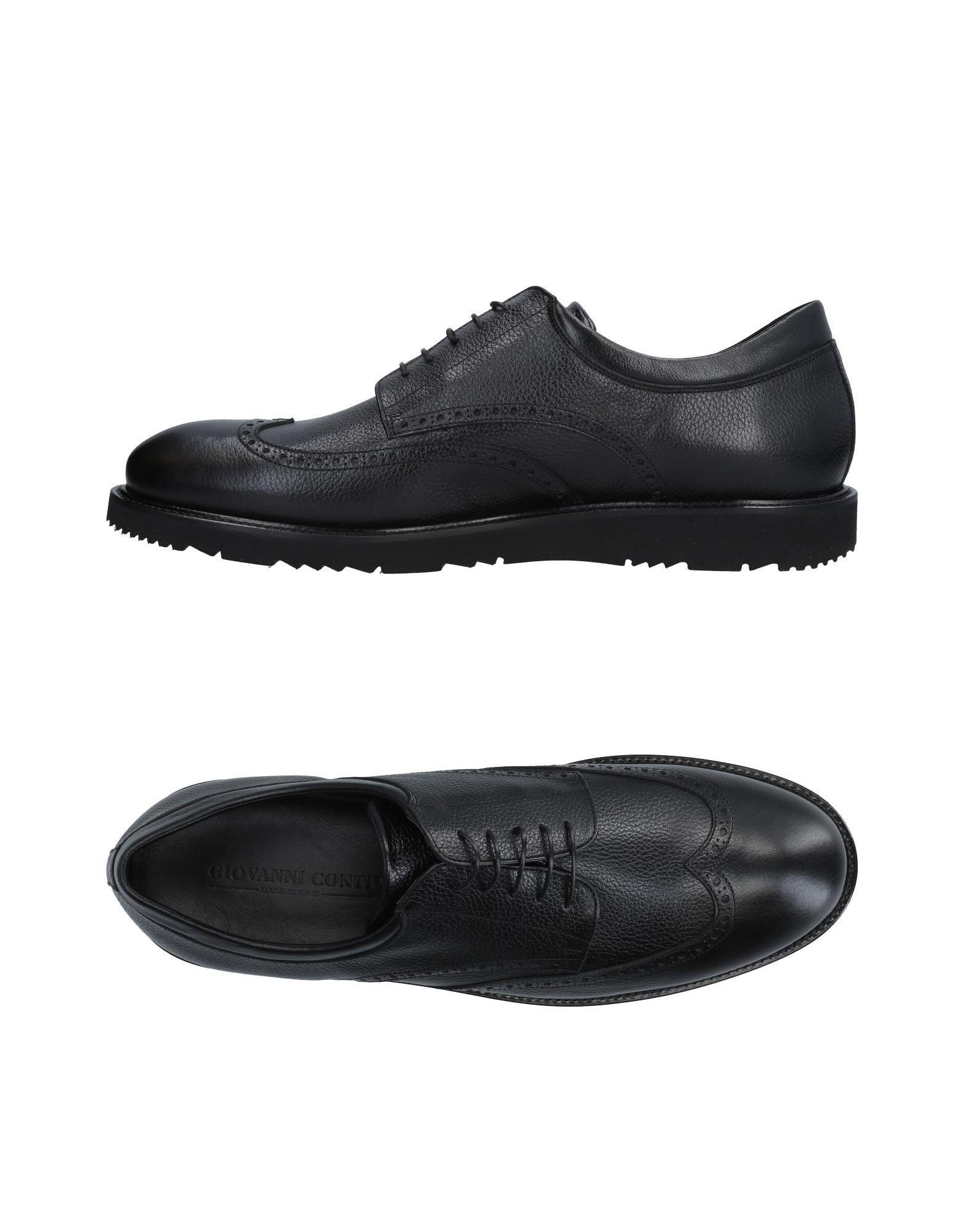 Giovanni Conti Schnürschuhe Herren  11471583CD Gute Qualität beliebte Schuhe