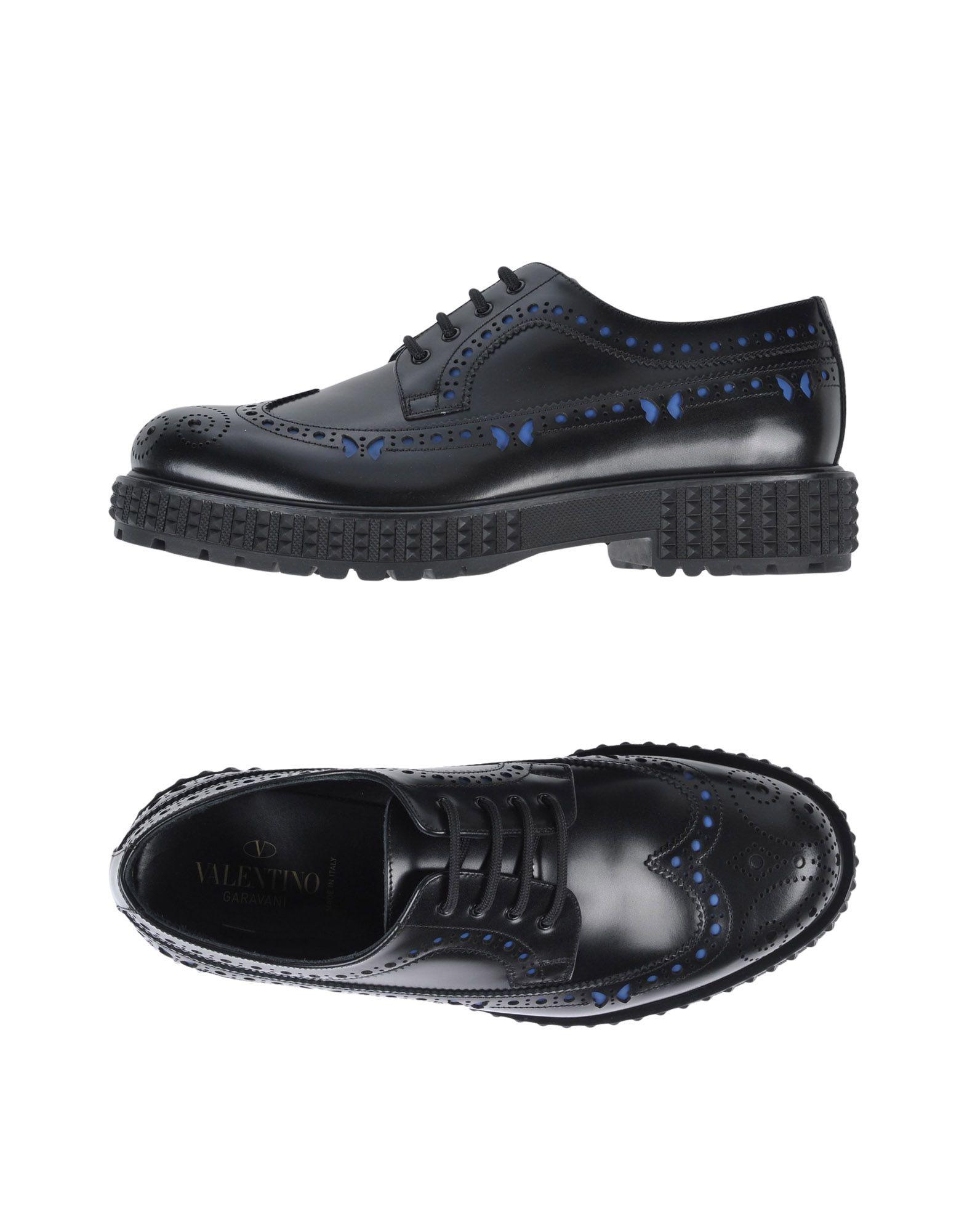 Valentino Garavani Schnürschuhe Herren  11471596CR Gute Qualität beliebte Schuhe