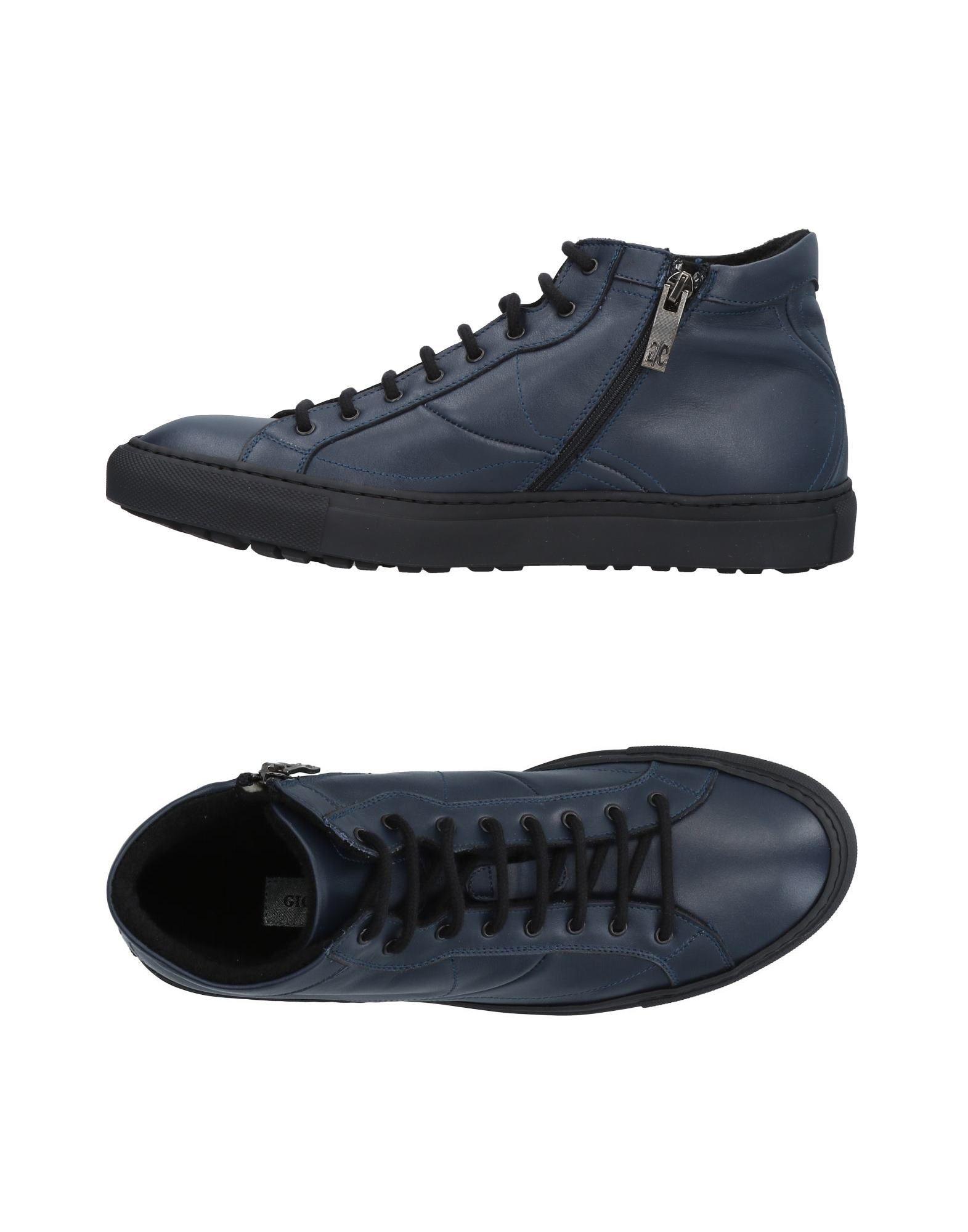 Sneakers Giovanni Conti Homme - Sneakers Giovanni Conti  Bleu foncé Spécial temps limité