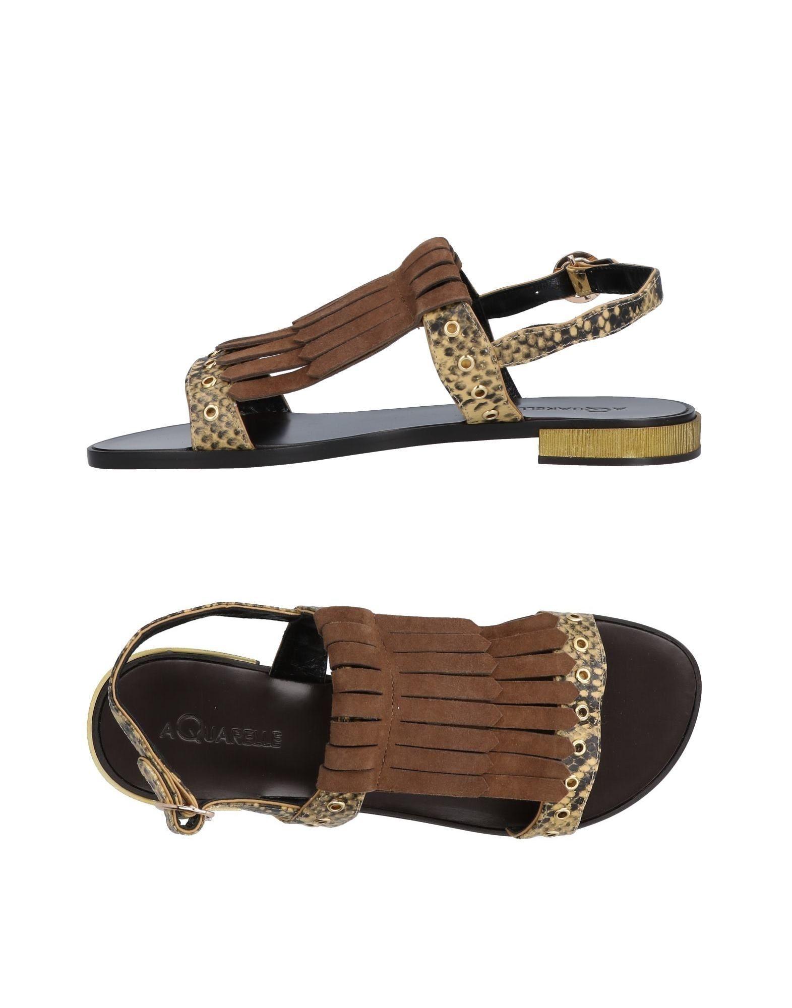 Aquarelle Sandals - Canada Women Aquarelle Sandals online on  Canada - - 11471740TR 890464