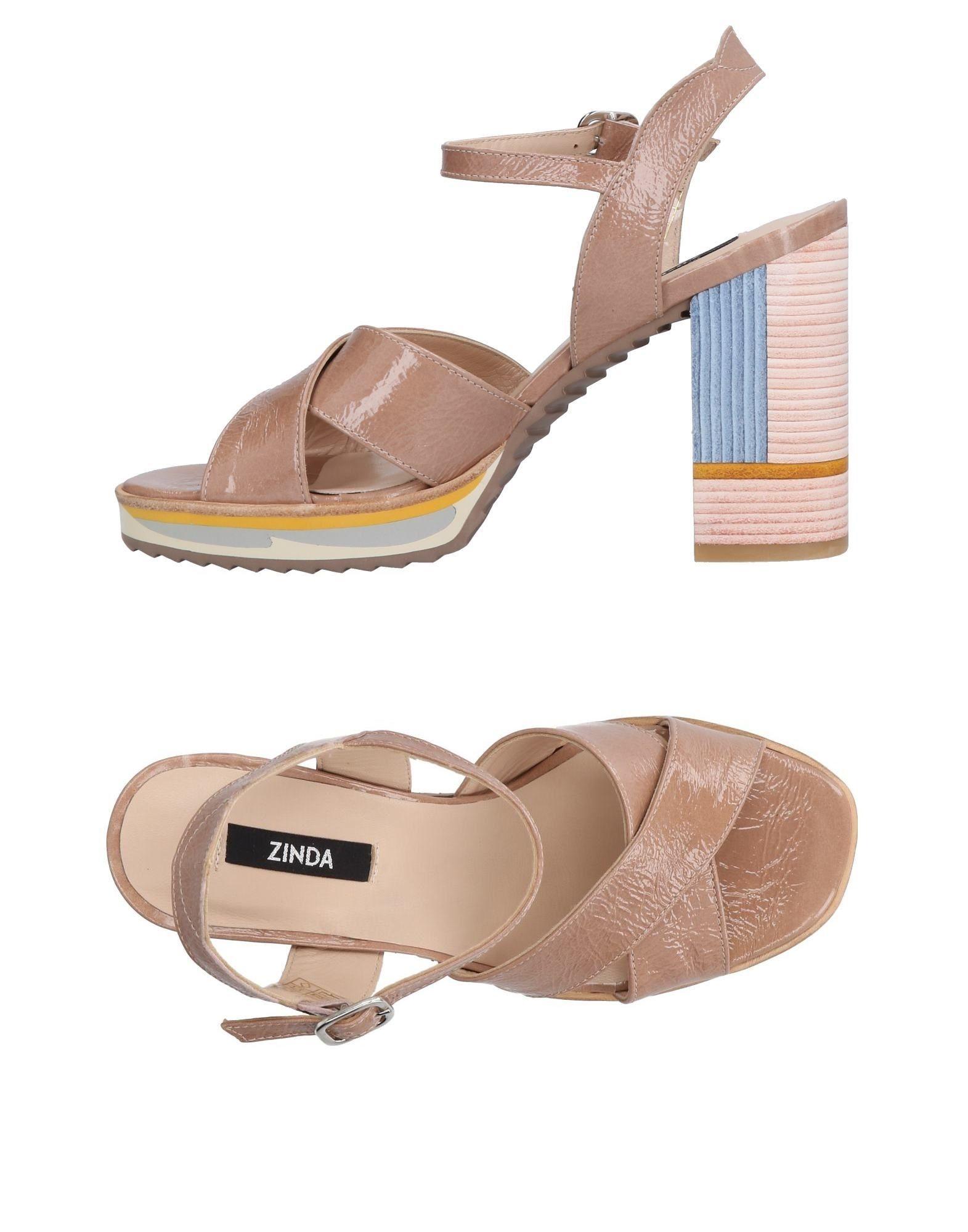 Zinda Sandalen Damen  11471761QE Gute Qualität beliebte Schuhe