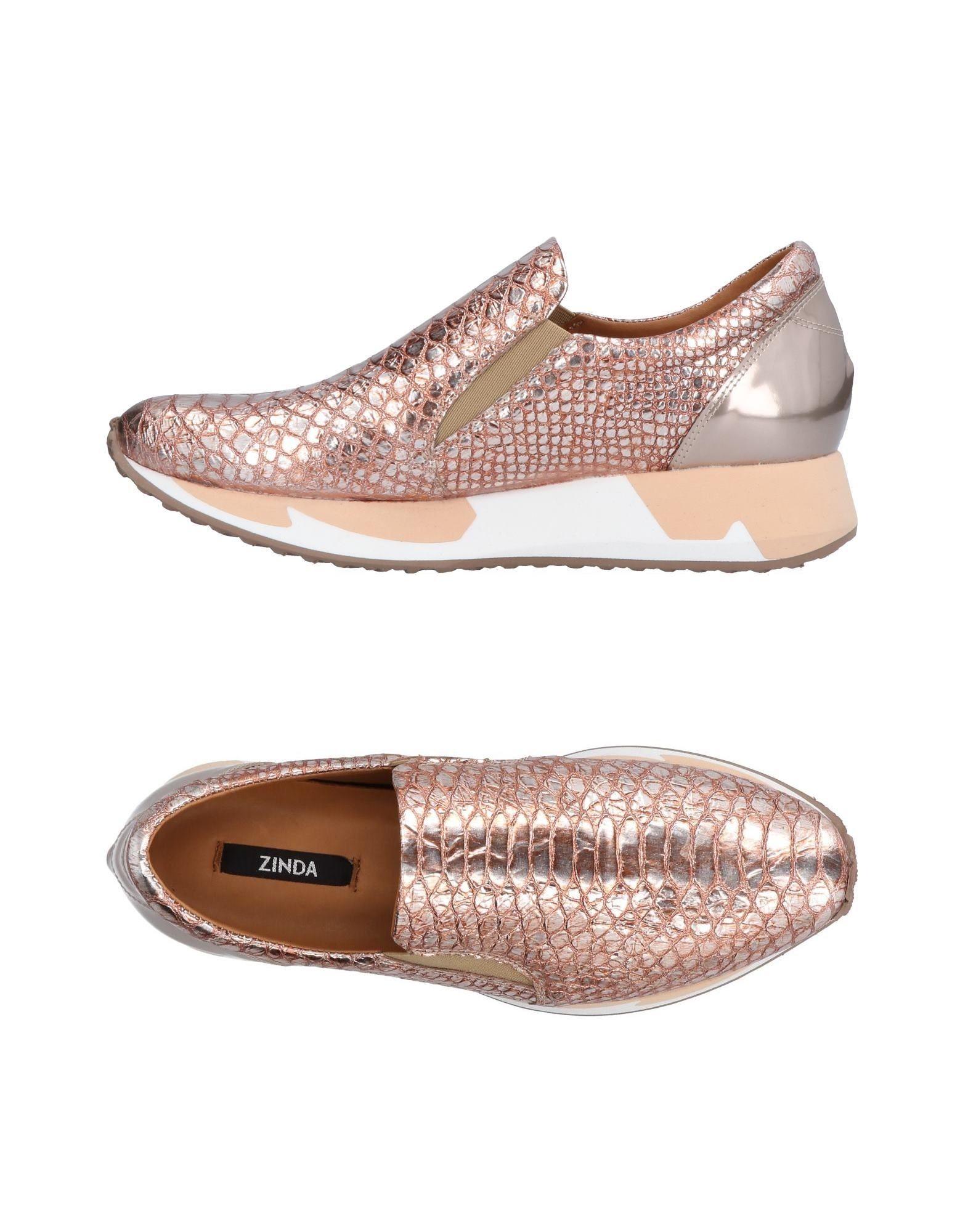 Gut um billige Schuhe zu tragenZinda Sneakers Damen  11471775RL