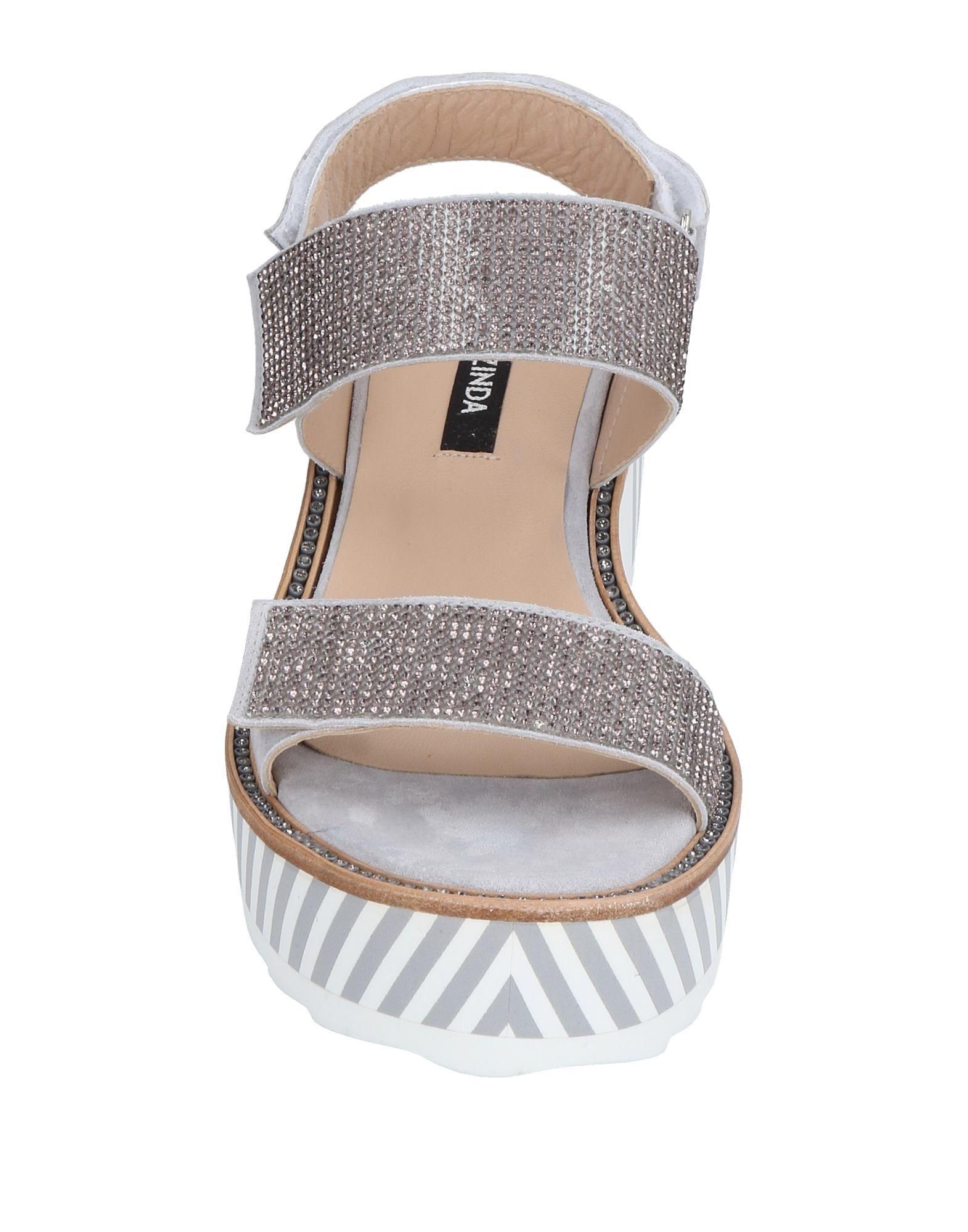 Stilvolle billige Schuhe Zinda Sandalen Damen  11471778BJ