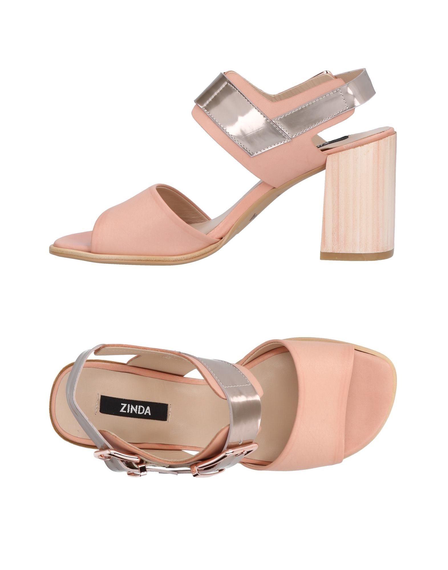 Zinda Sandalen Damen  11471779CV Gute Qualität beliebte Schuhe