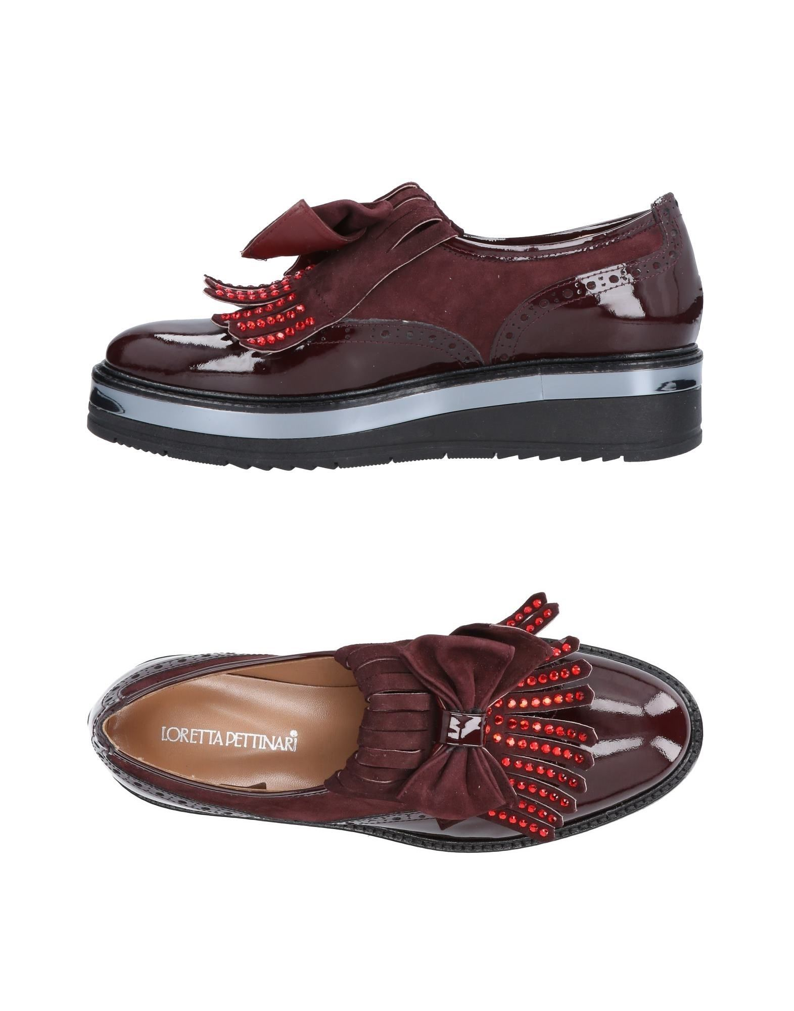 Loretta Pettinari Mokassins Damen  11471815GHGut aussehende strapazierfähige Schuhe