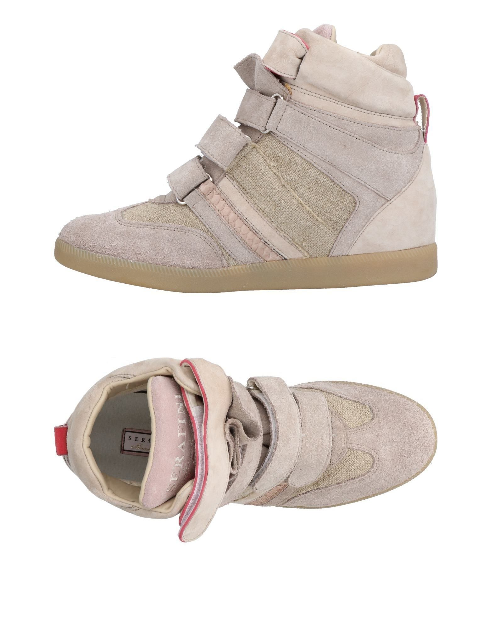 online Acquista Serafini Donna Manhattan su Sneakers qwSgFzpx