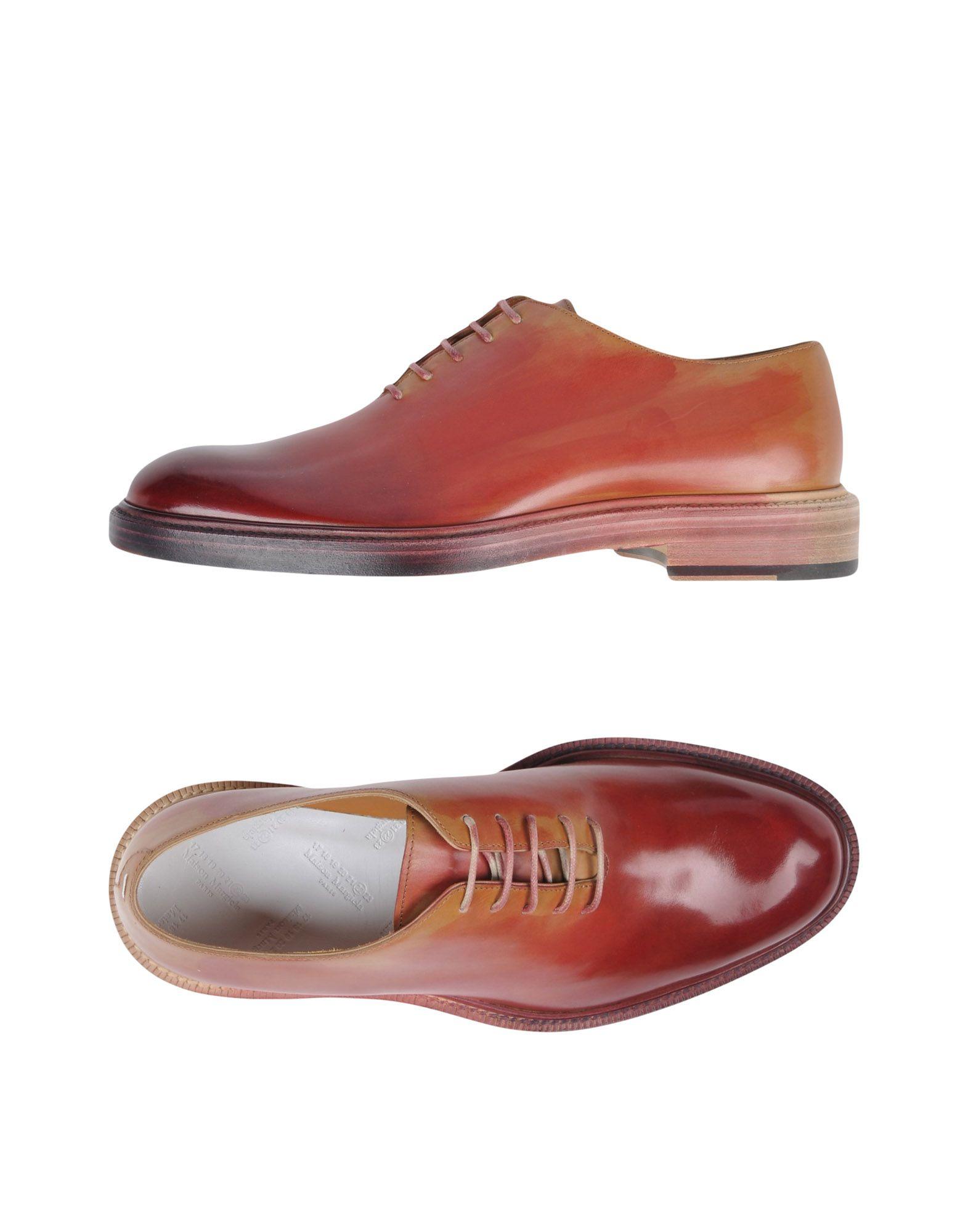 Maison Margiela Schnürschuhe Qualität Herren  11471868TR Gute Qualität Schnürschuhe beliebte Schuhe 4c3d07