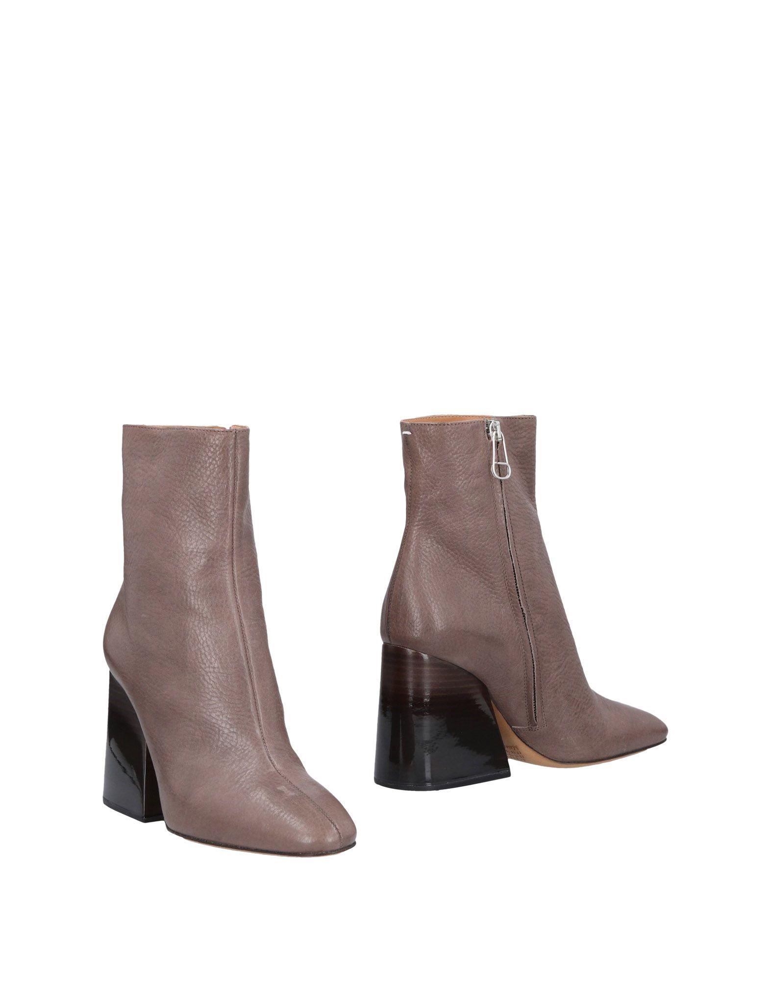 Maison Margiela Stiefelette Damen Schuhe  11471877SVGünstige gut aussehende Schuhe Damen 8dfc68