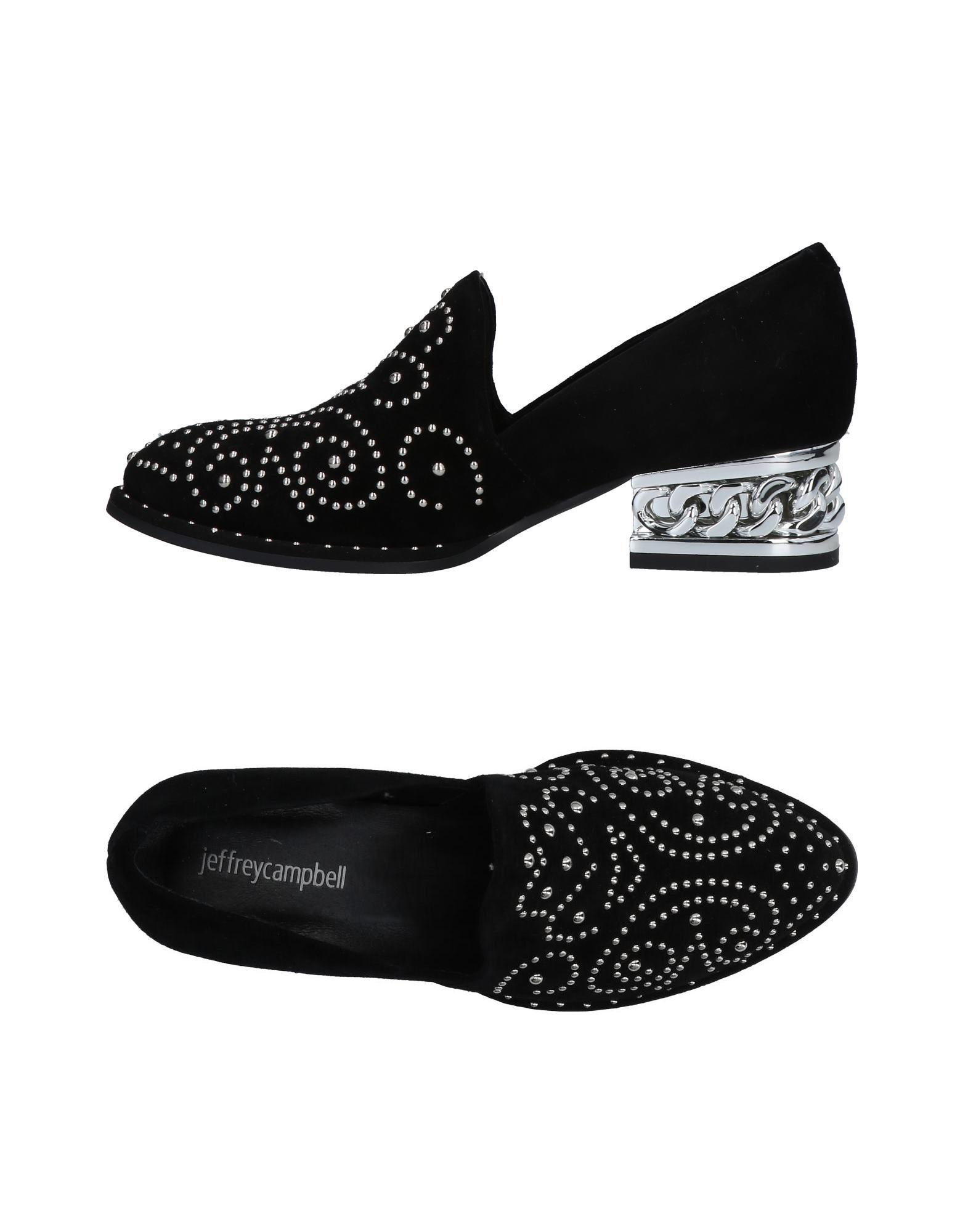 Gut um billige Schuhe zu tragenJeffrey Campbell Mokassins Damen  11471927CS