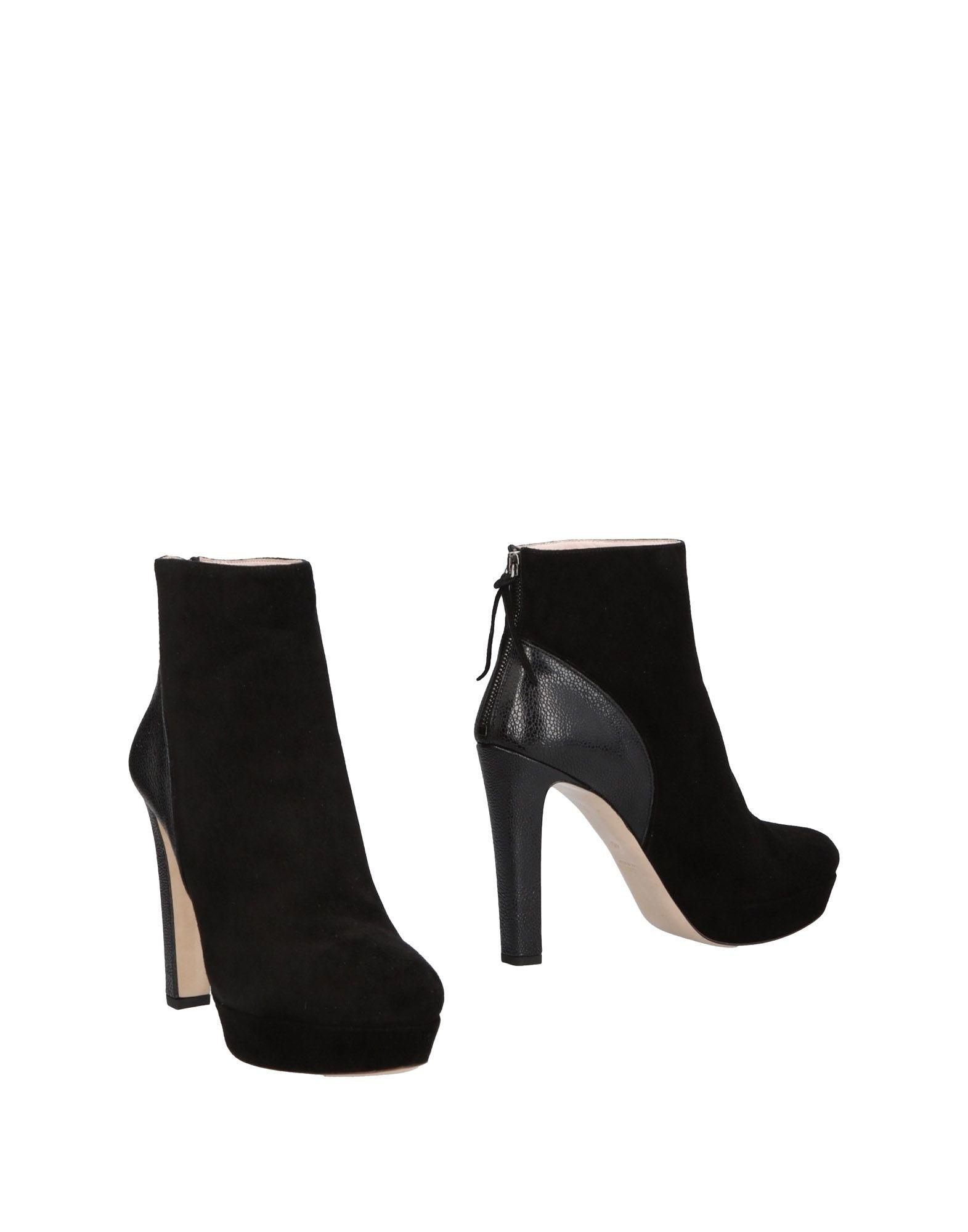 Miu Miu Stiefelette aussehende Damen  11471947KIGünstige gut aussehende Stiefelette Schuhe 661570