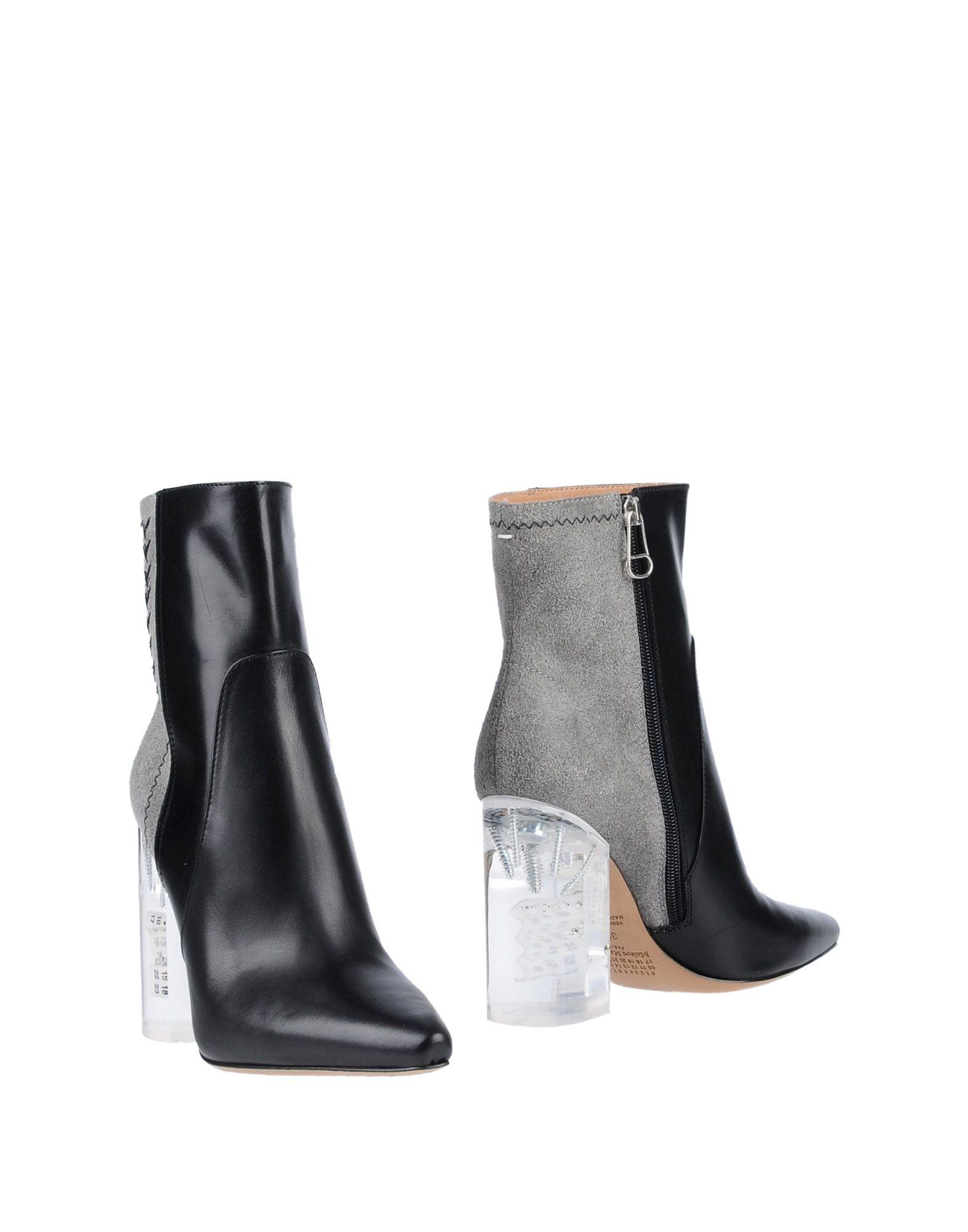 Maison Margiela Stiefelette Damen Schuhe  11471964VJGünstige gut aussehende Schuhe Damen d1f815