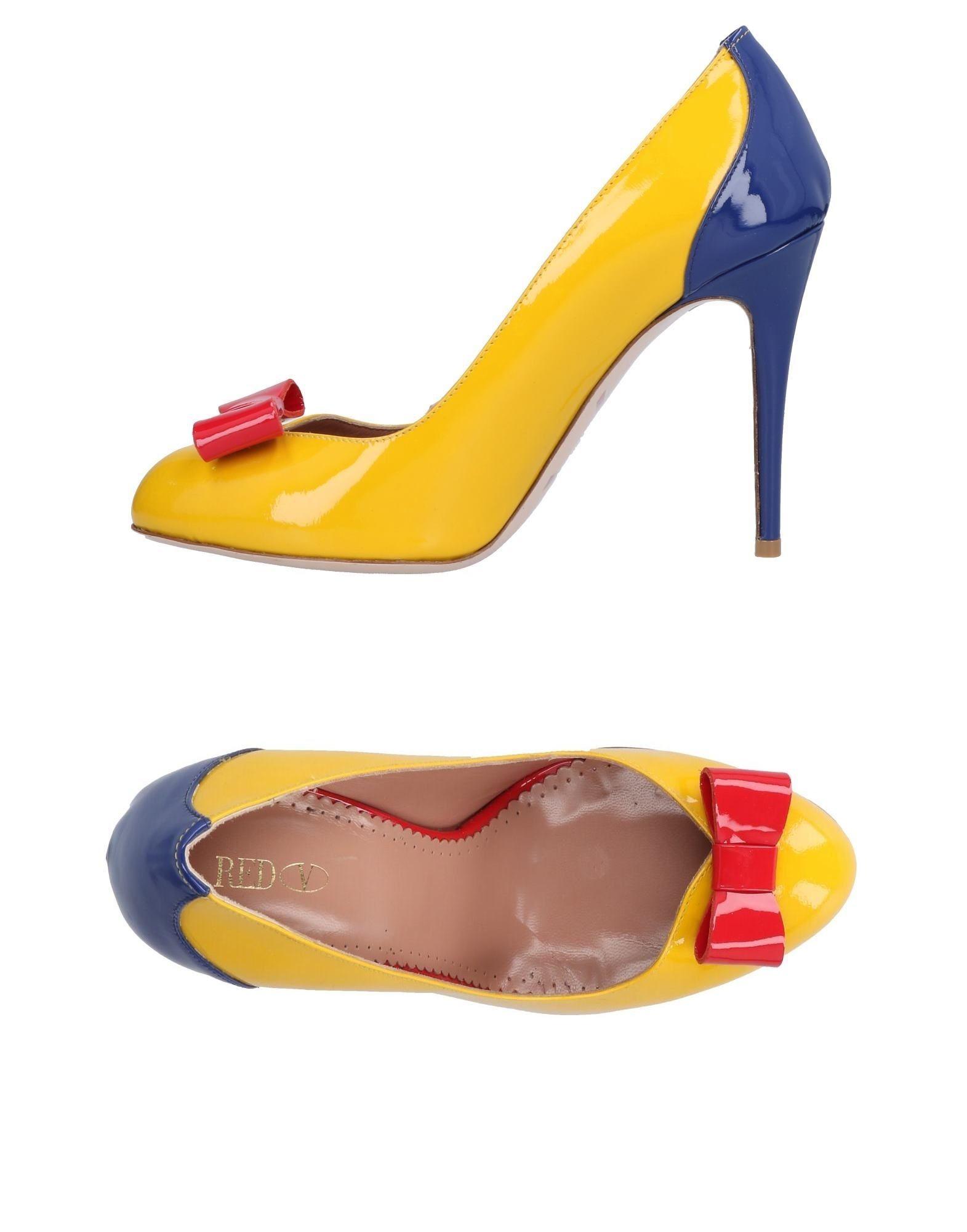 Haltbare Mode billige Schuhe Red(V) Pumps Damen  11472001IR Heiße Schuhe