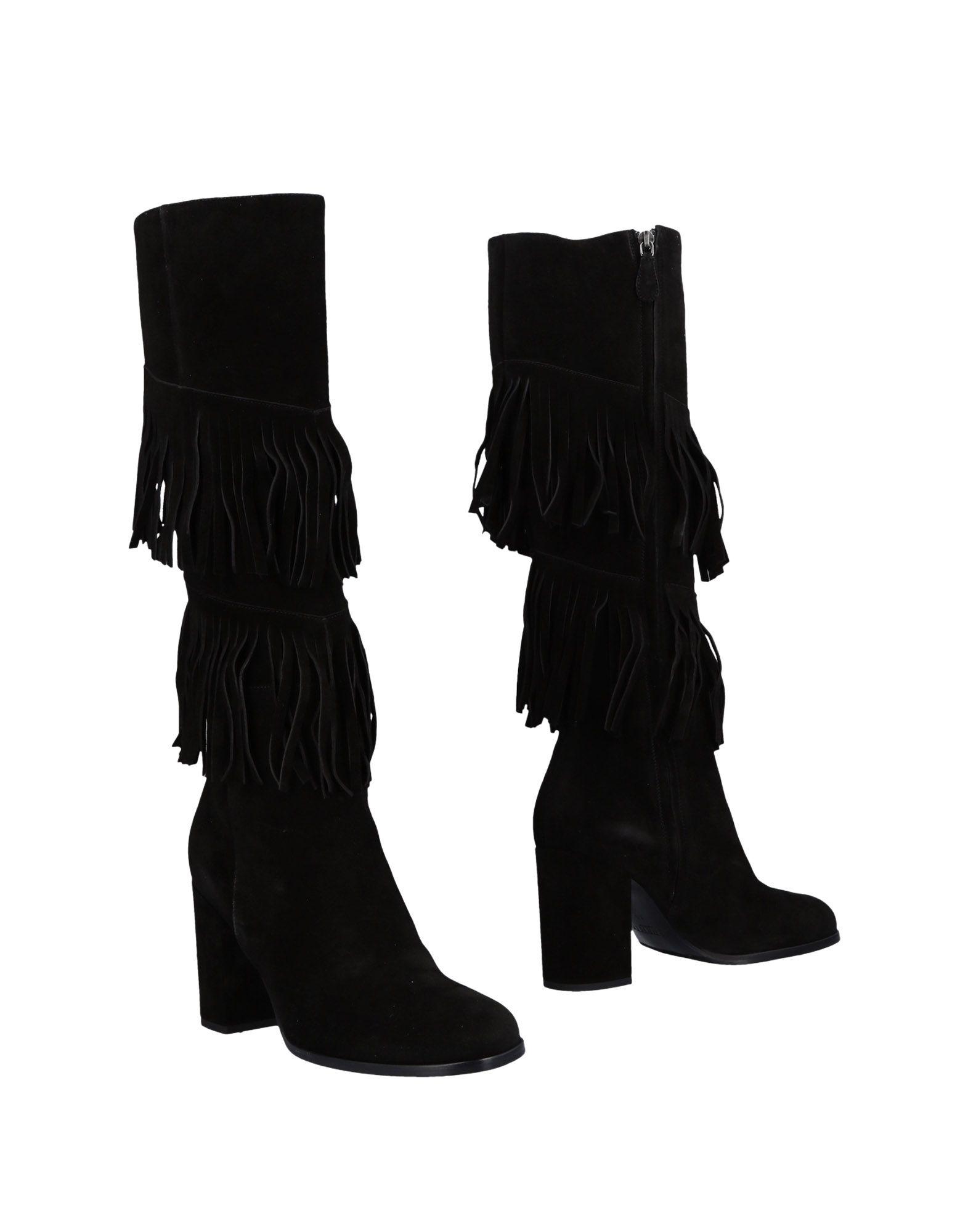 Alberto Gozzi Stiefel Damen  11472013GKGut aussehende strapazierfähige Schuhe