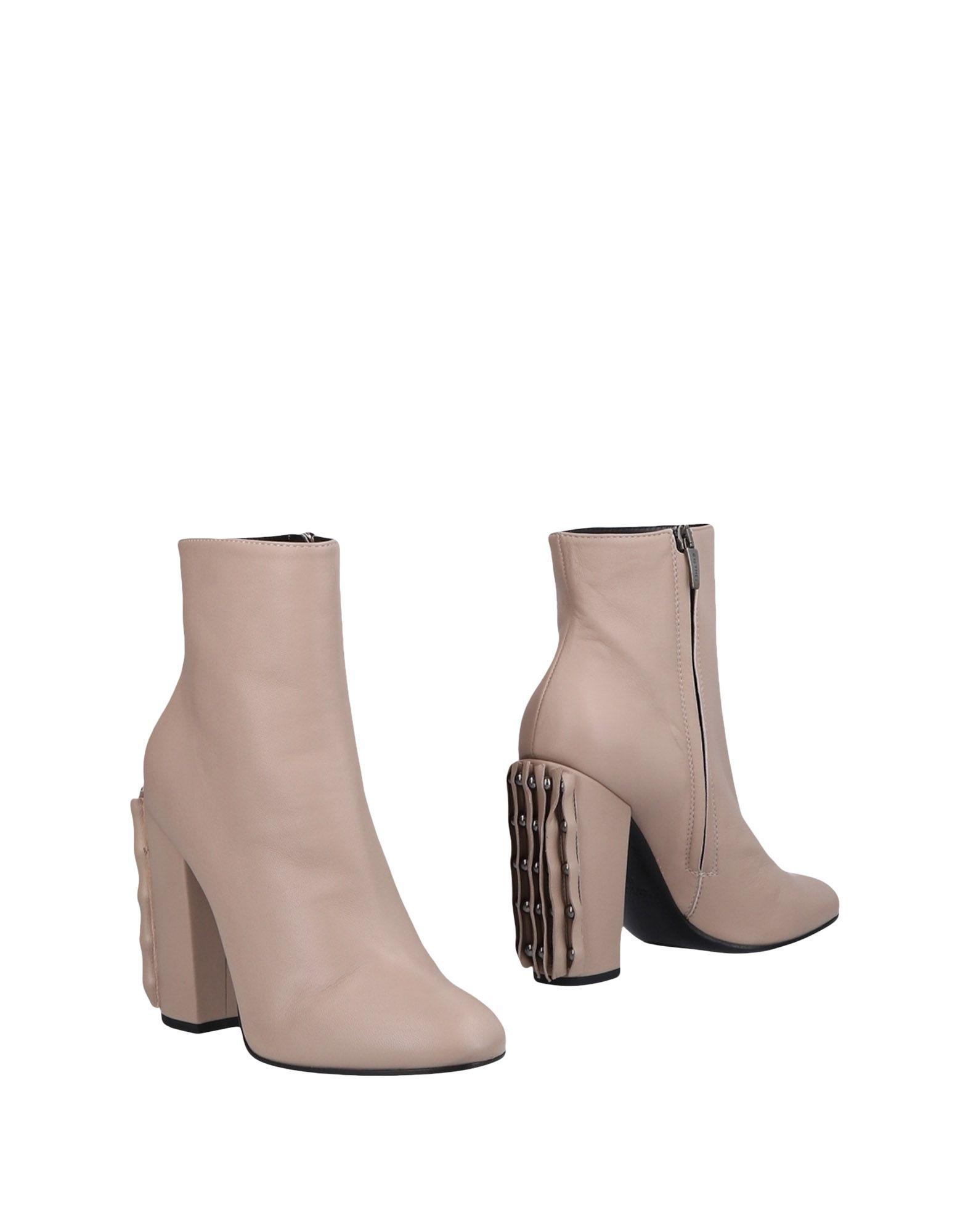 Rabatt Schuhe Grey Mer Stiefelette Damen  11472052CE