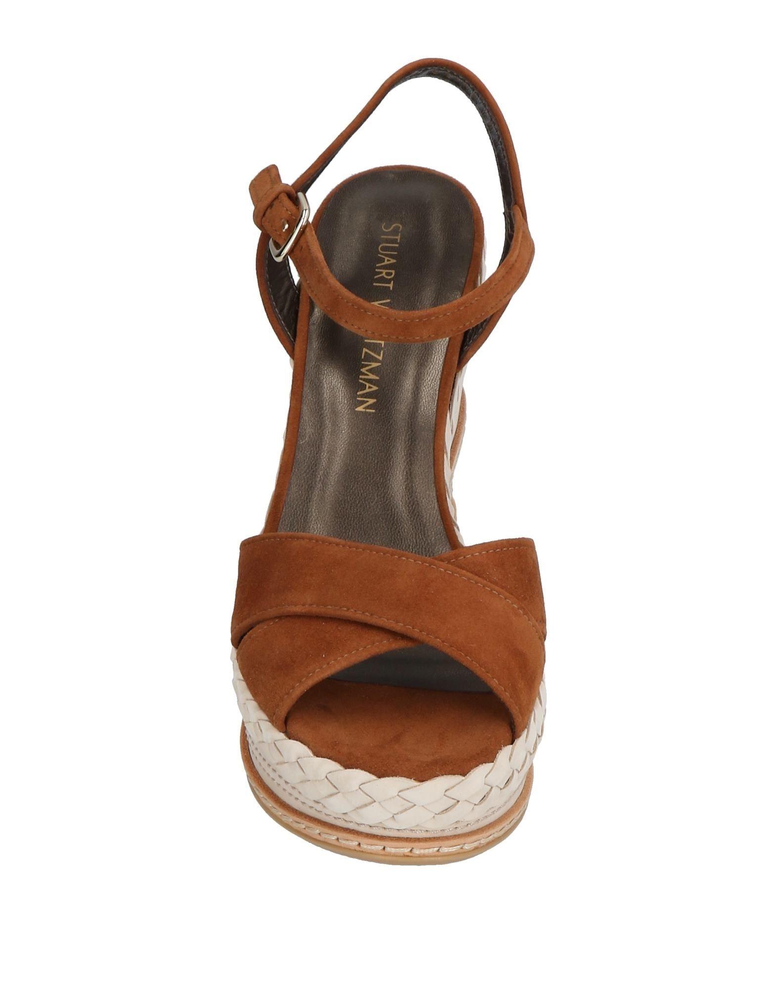 Rabatt Schuhe Stuart Weitzman Sandalen 11472181WC Damen  11472181WC Sandalen 715098