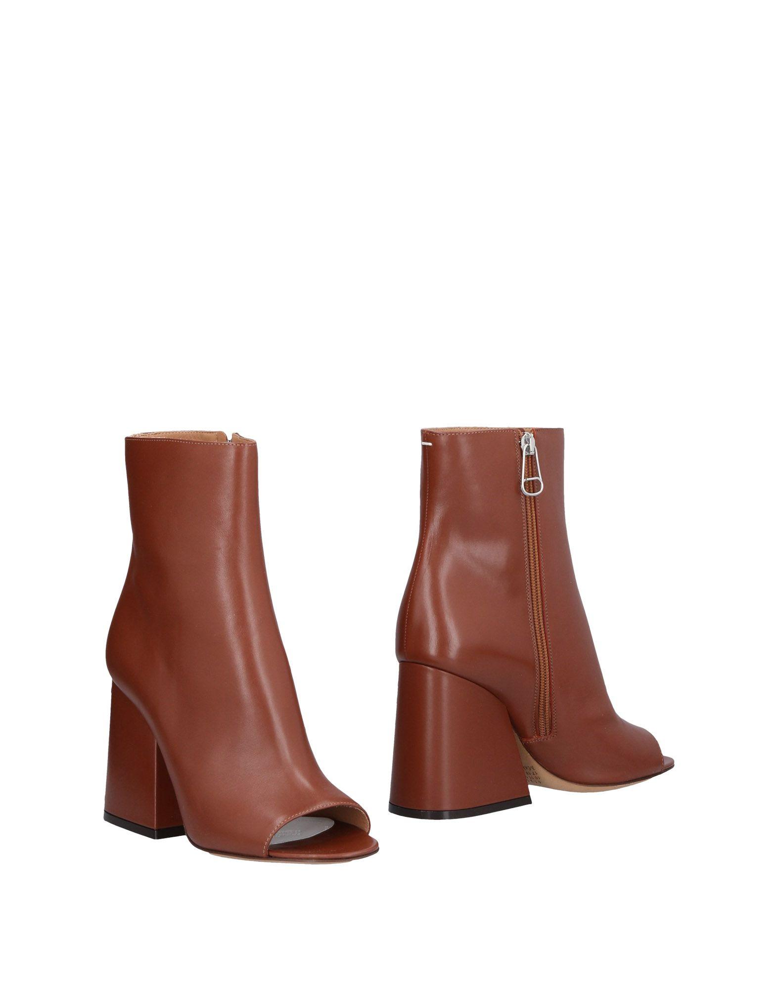 Maison Margiela Stiefelette Damen aussehende  11472205STGünstige gut aussehende Damen Schuhe d3b62f