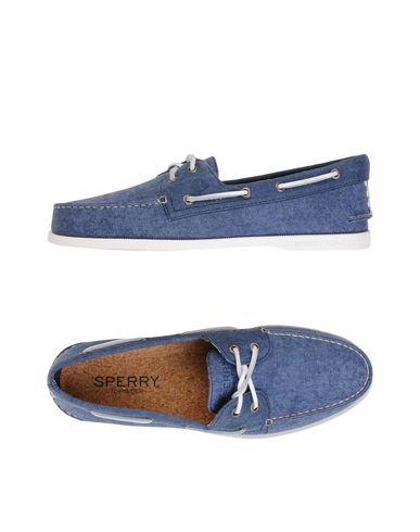 Zapatos con descuento Mocasín Sperry Top-Sider A/O 2-Eye Washed - Hombre - Mocasines Sperry Top-Sider - 11472208EN Verde militar