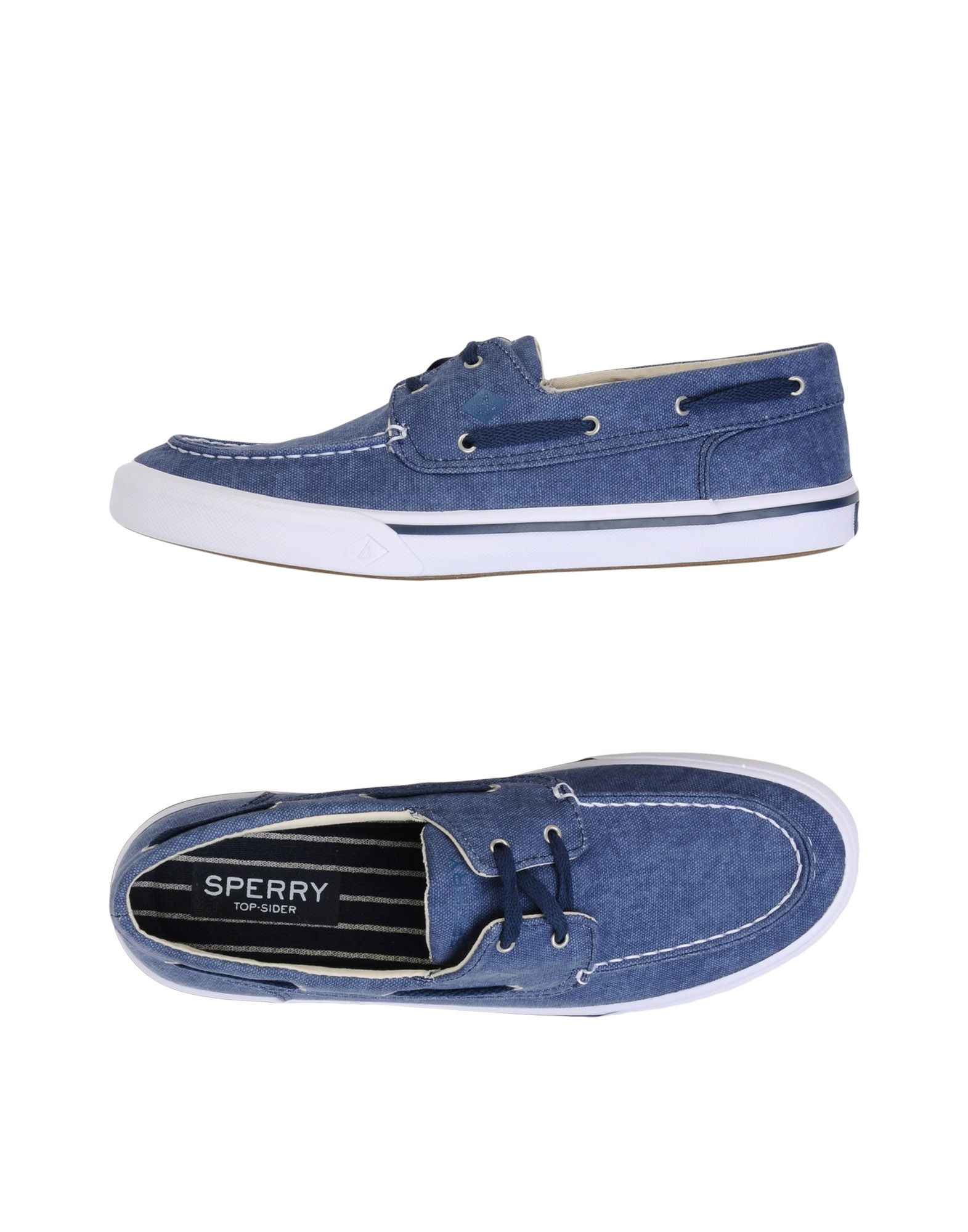 Mocassino Sperry Top-Sider Striper Ii Boat Washed - Uomo - 11472240CO