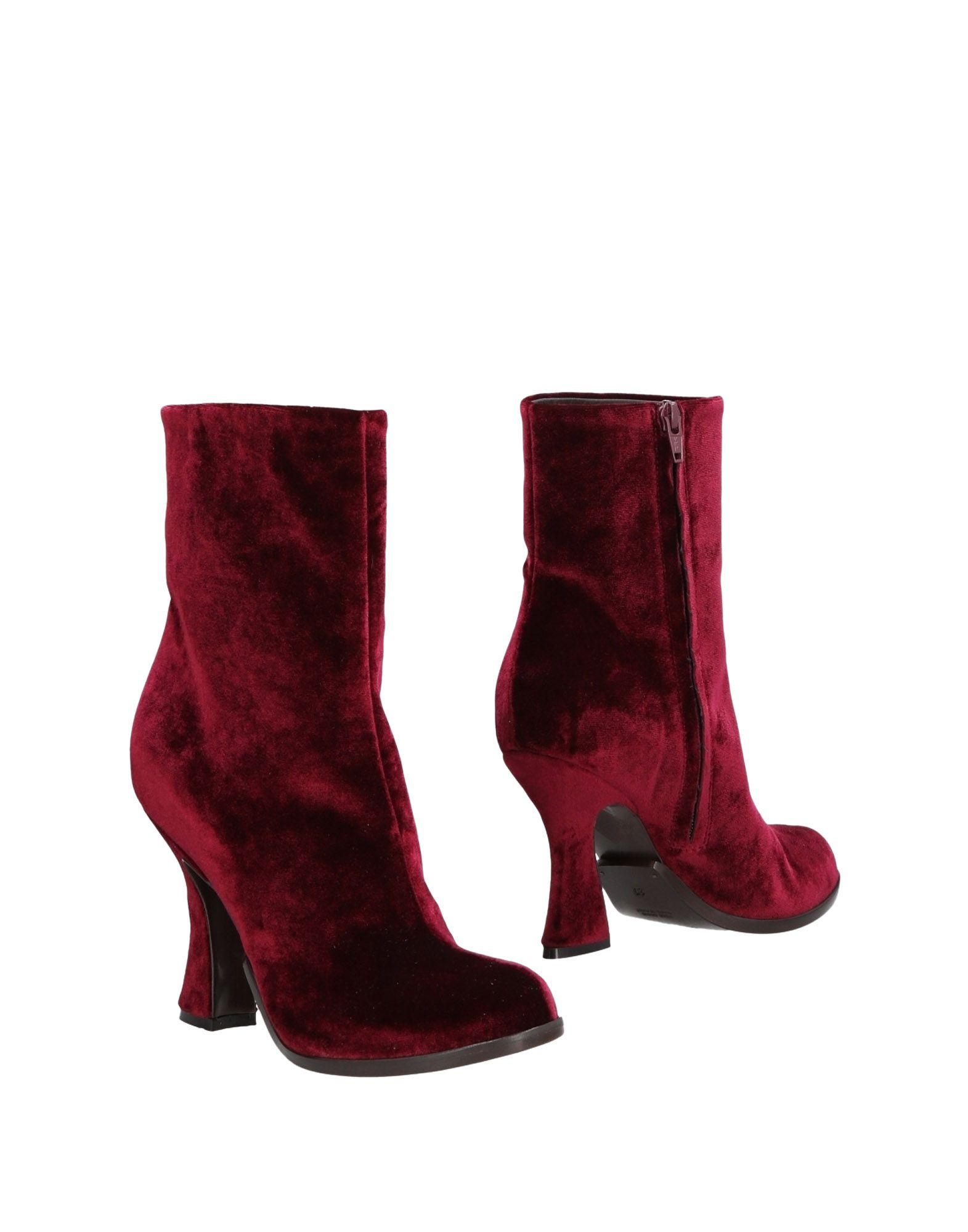 Gut um billige Schuhe zu tragenLuca Valentini Stiefelette Damen  11472265SW