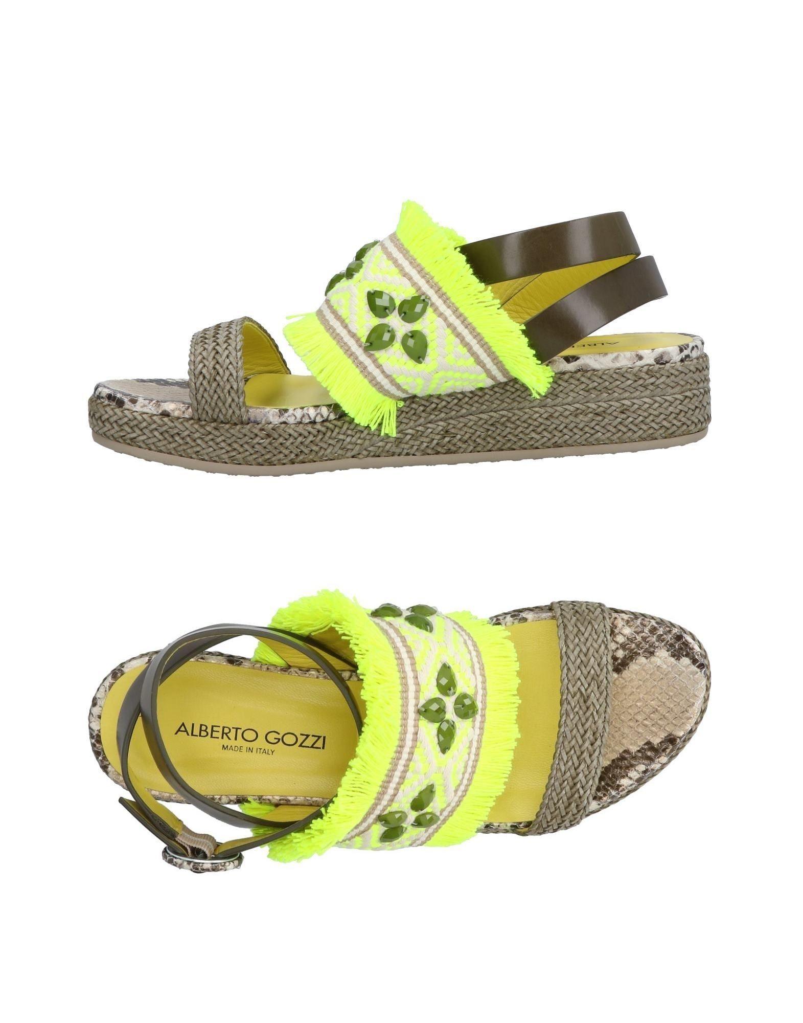 Alberto Gozzi Sandals - Women Alberto Gozzi United Sandals online on  United Gozzi Kingdom - 11472267NB a48159