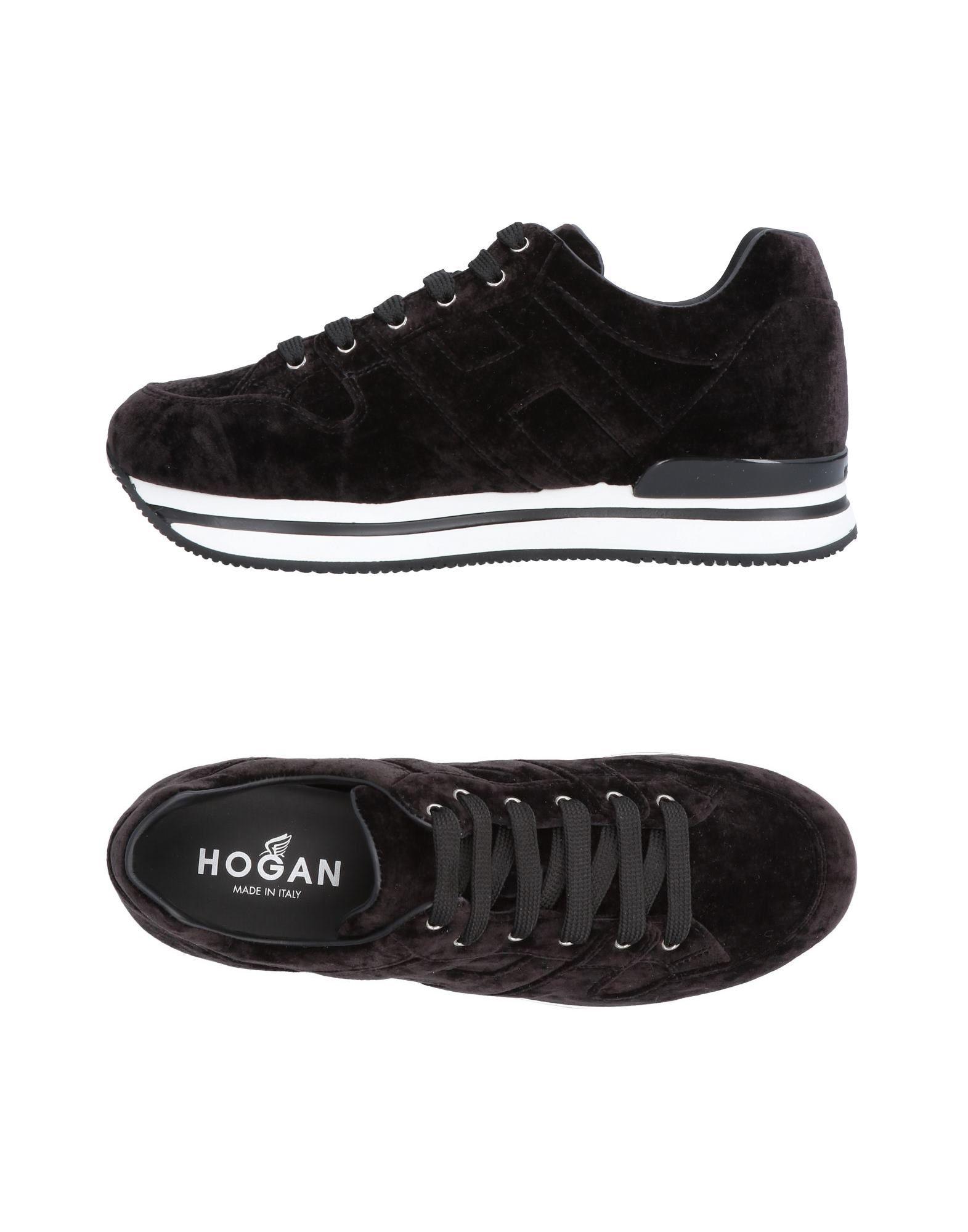 Baskets Hogan Femme - Baskets Hogan Noir Chaussures femme pas cher homme et femme