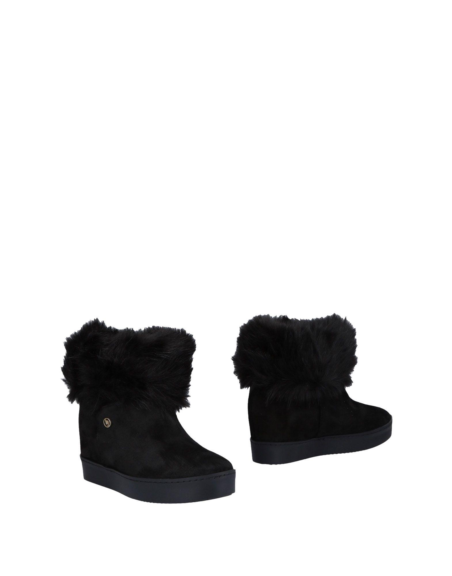 Bottine Liu •Jo Femme - Chaussures Bottines Liu •Jo Noir Chaussures - casual sauvages a3beda