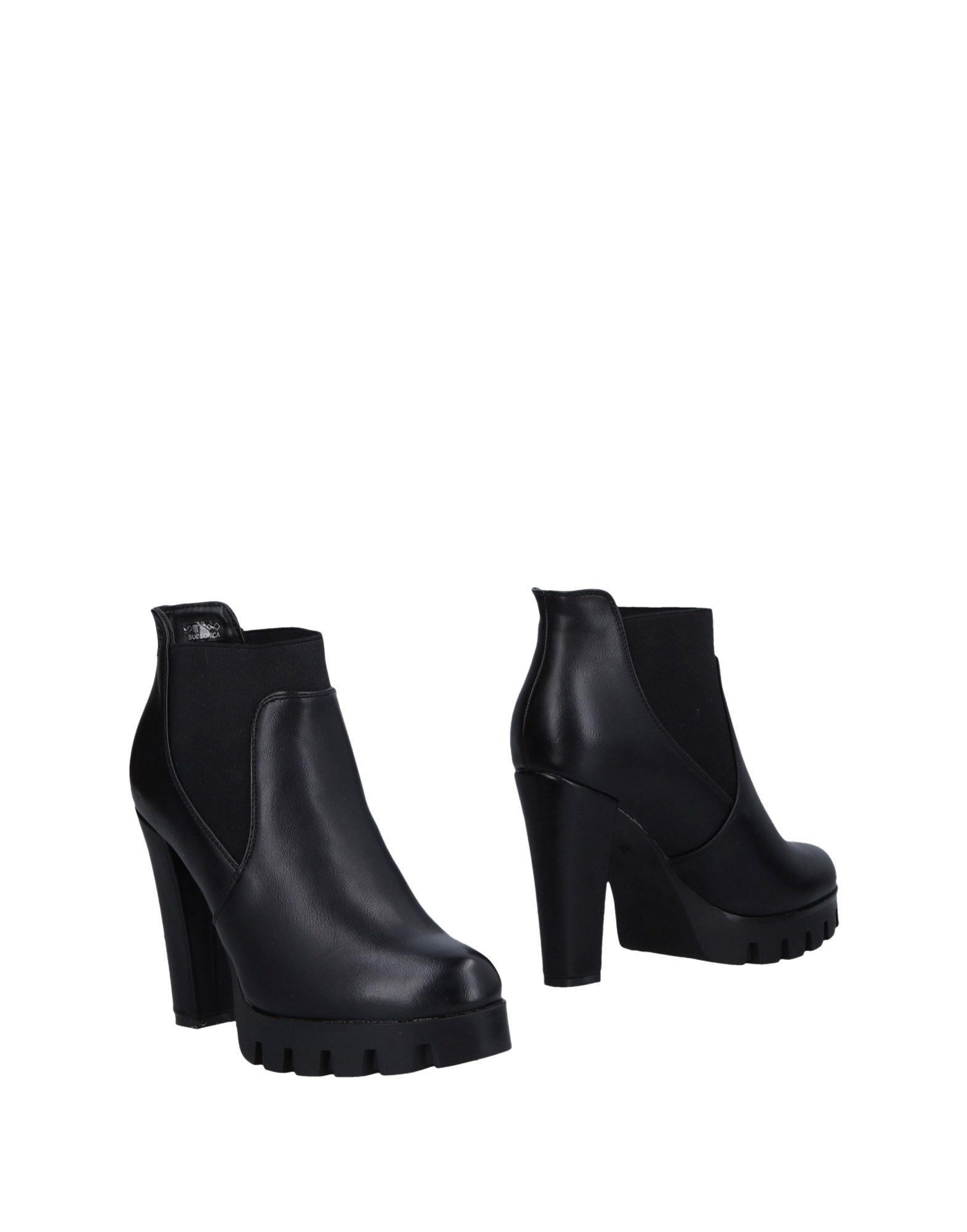 Gut um billige Schuhe Damen zu tragenSandro Ferrone Stiefelette Damen Schuhe  11472357OP 0c632a