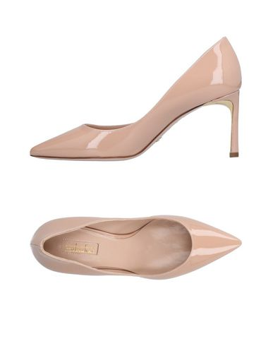 Zapato De Salón Sebastian Mujer - Salones Sebastian en YOOX - 11472418AC d1bf3ab7051
