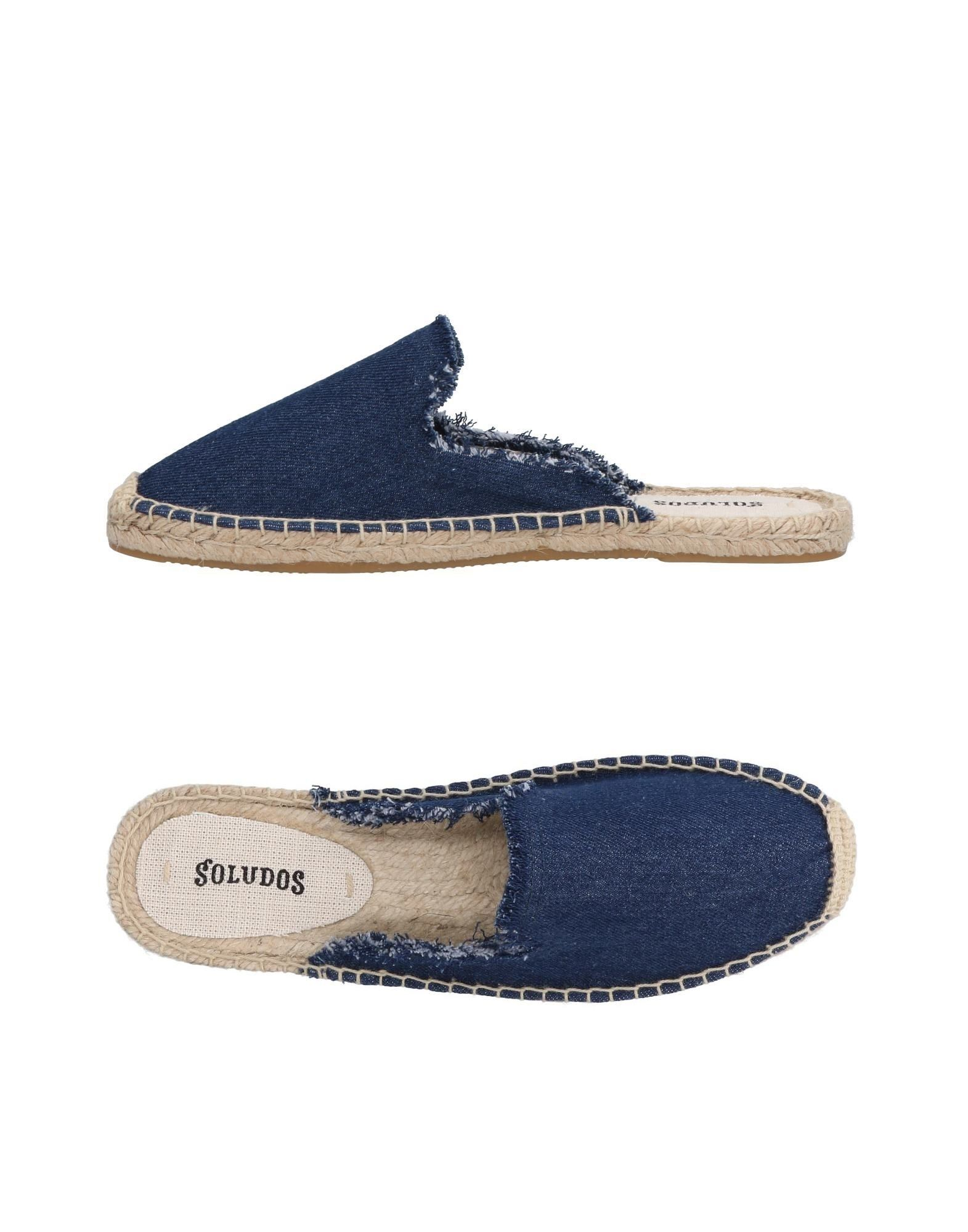 soludos bout ouvert mules mules - femmes soludos bout ouvert 11472439dr mules ouvert en ligne le royaume - uni - bbe651