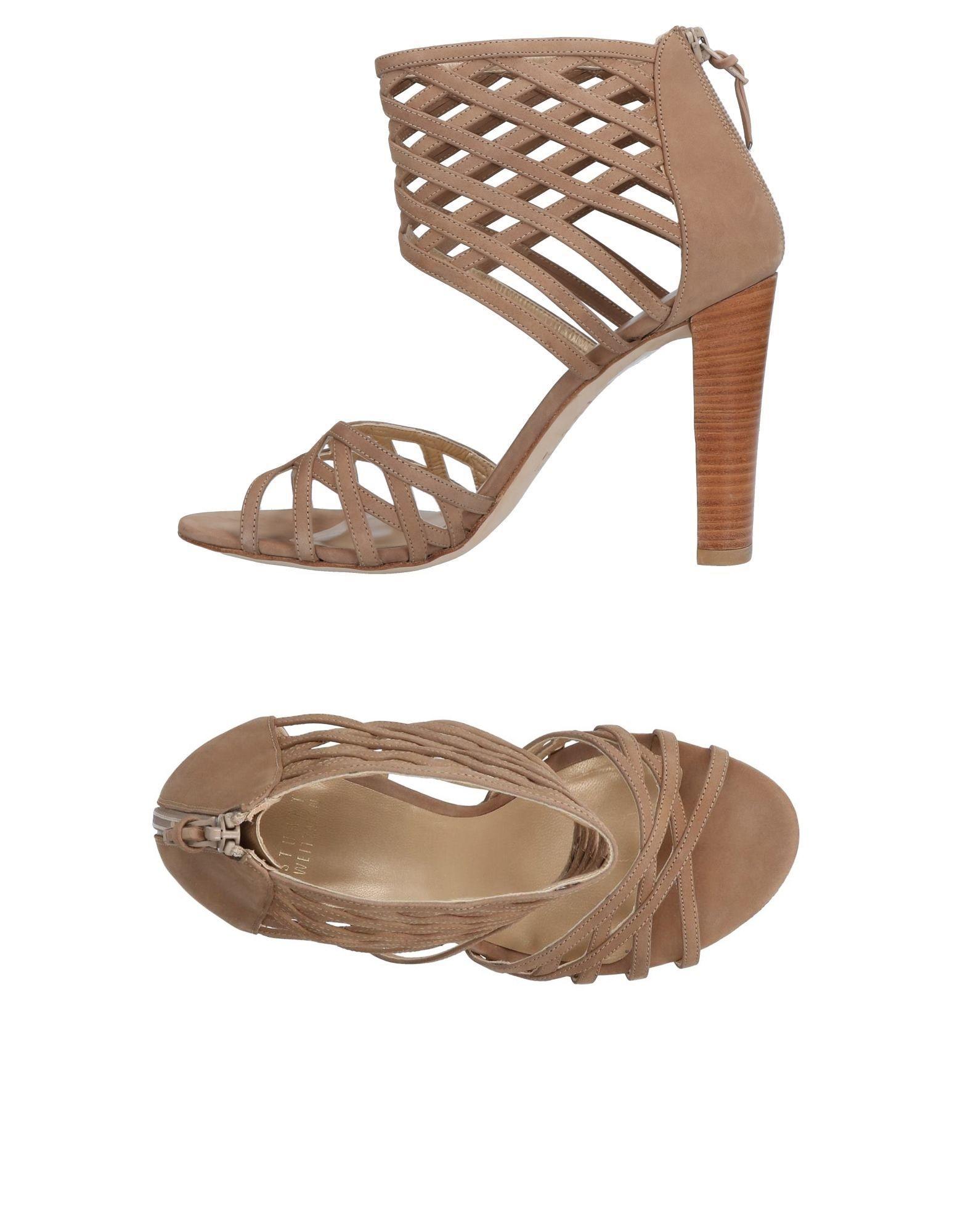 Rabatt Schuhe Stuart Weitzman Sandalen Damen  11472444HC