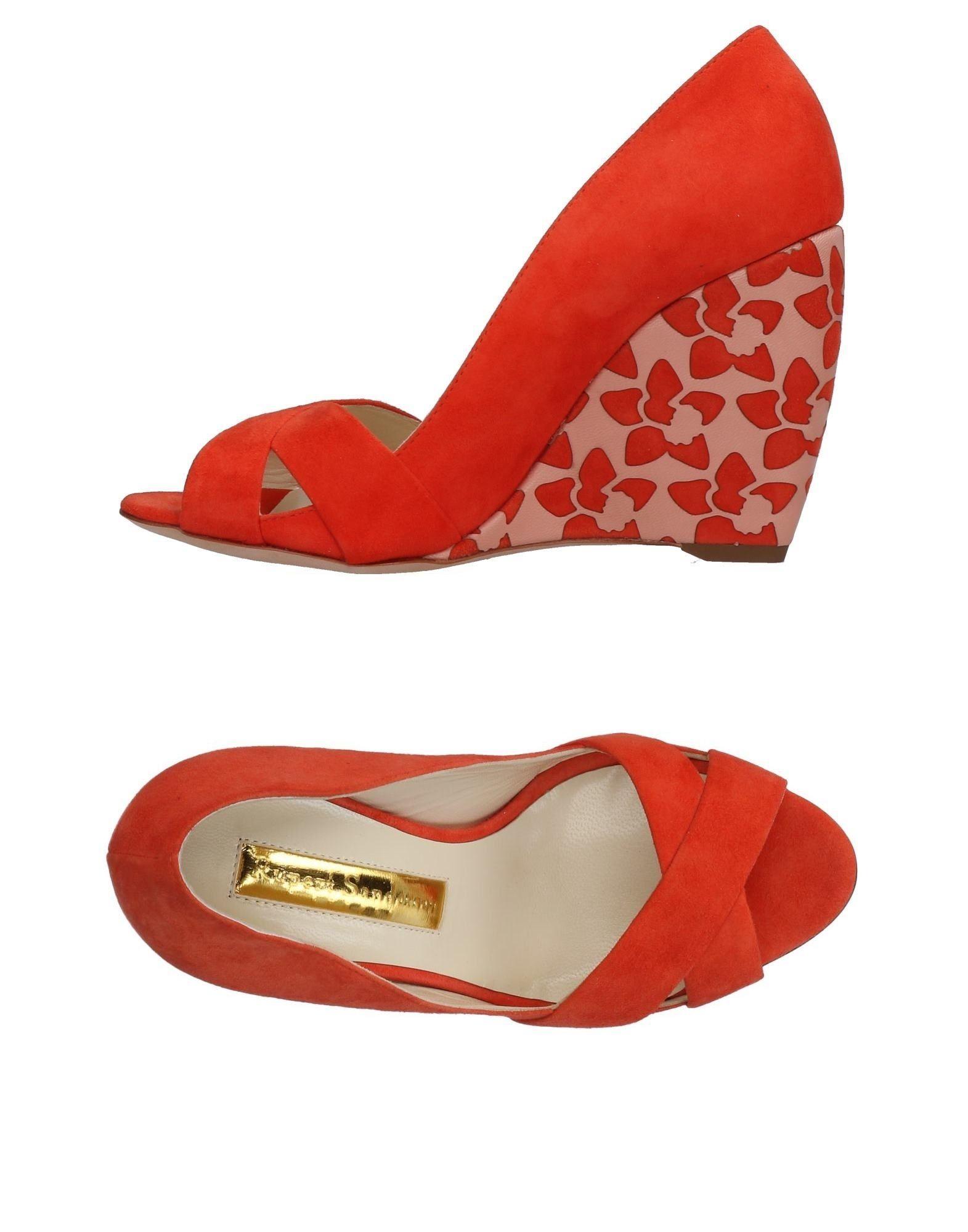 Rupert Sanderson Pumps Damen  11472451INGut aussehende strapazierfähige Schuhe