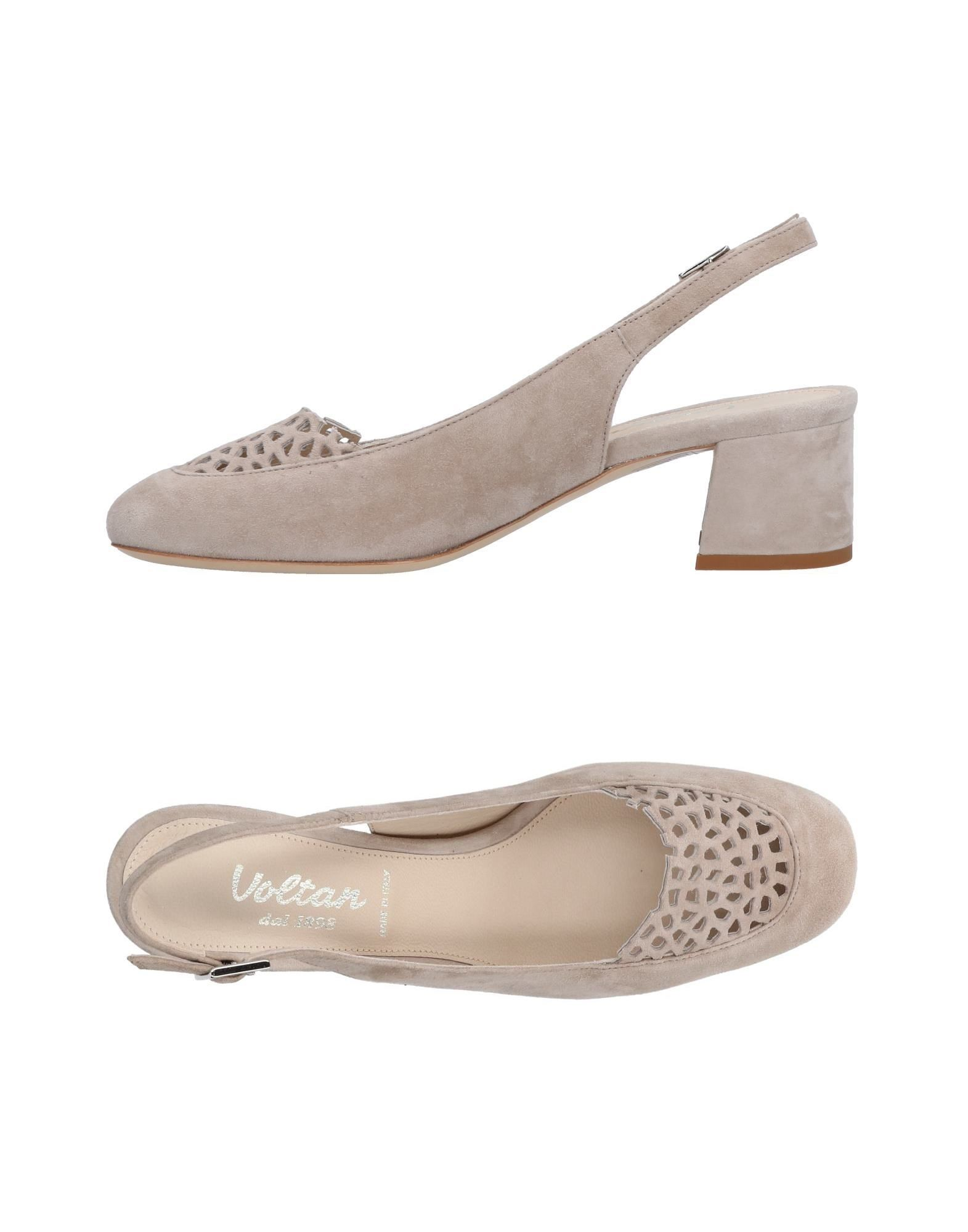 Gran descuento Salones Zapato De Salón Voltan Mujer - Salones descuento Voltan  Beige 342aa8