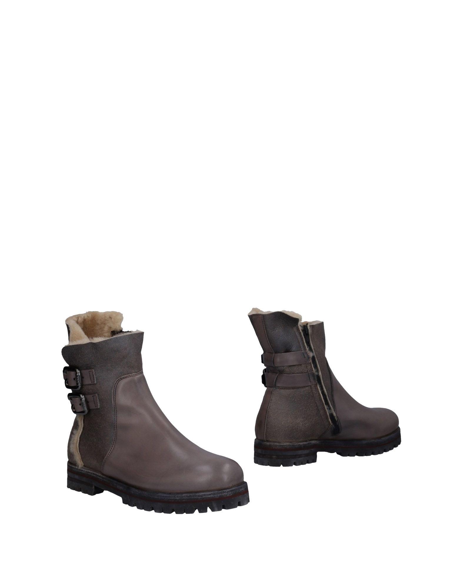 Rabatt Schuhe Agl Attilio Giusti Leombruni Stiefelette Damen  11472491FM