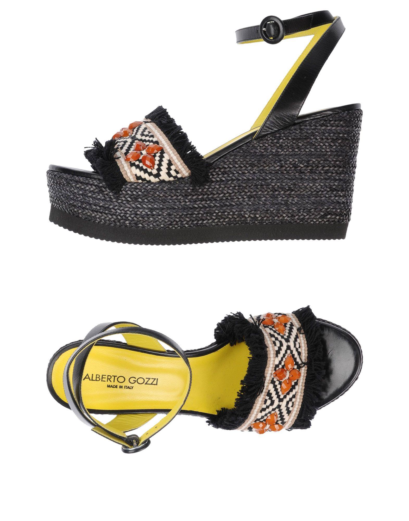 Gut um billige Schuhe Schuhe Schuhe zu tragenAlberto Gozzi Sandalen Damen  11472492DD 39fbcd