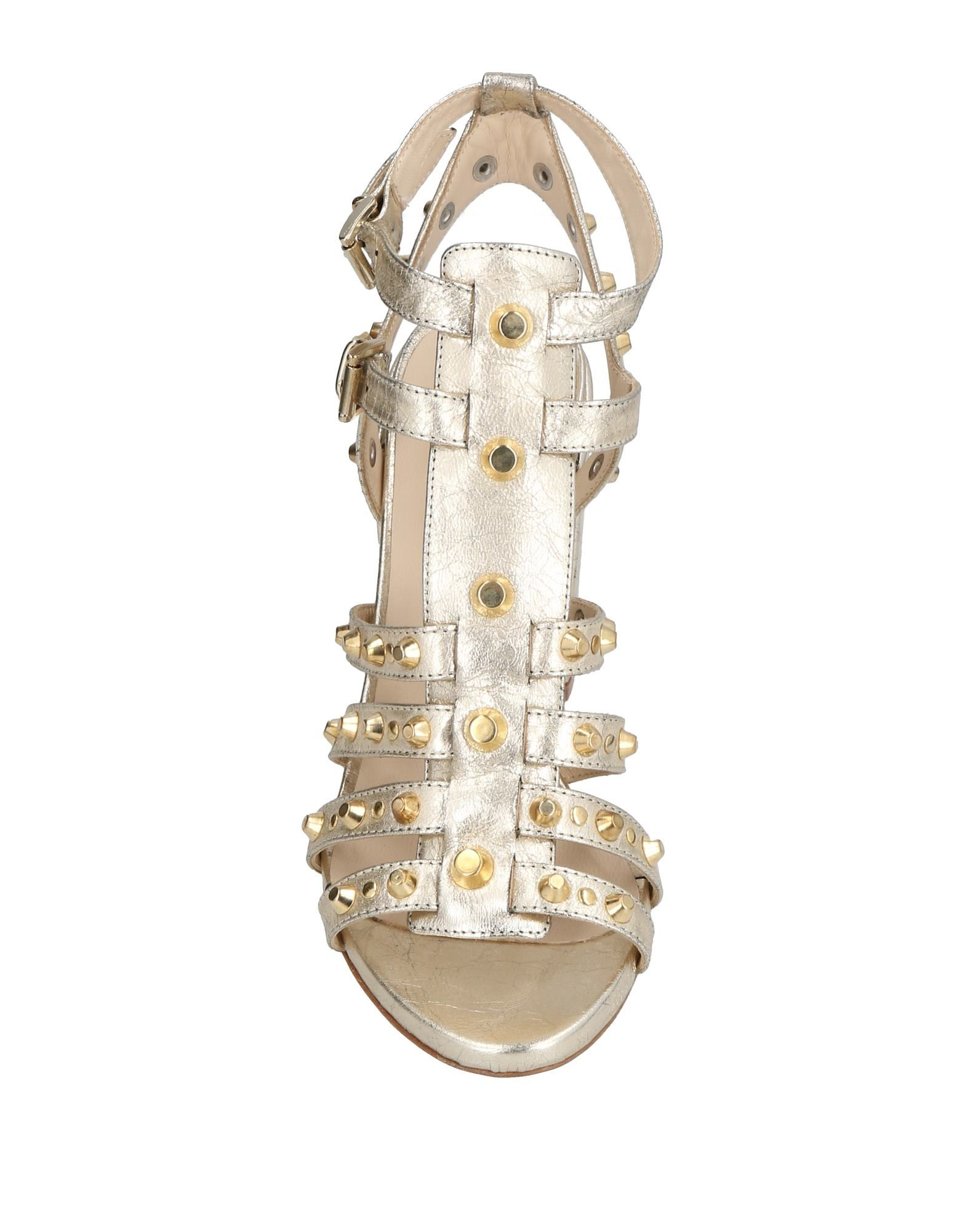 Stilvolle Damen billige Schuhe Spaziomoda Sandalen Damen Stilvolle  11472508LX e6a87a