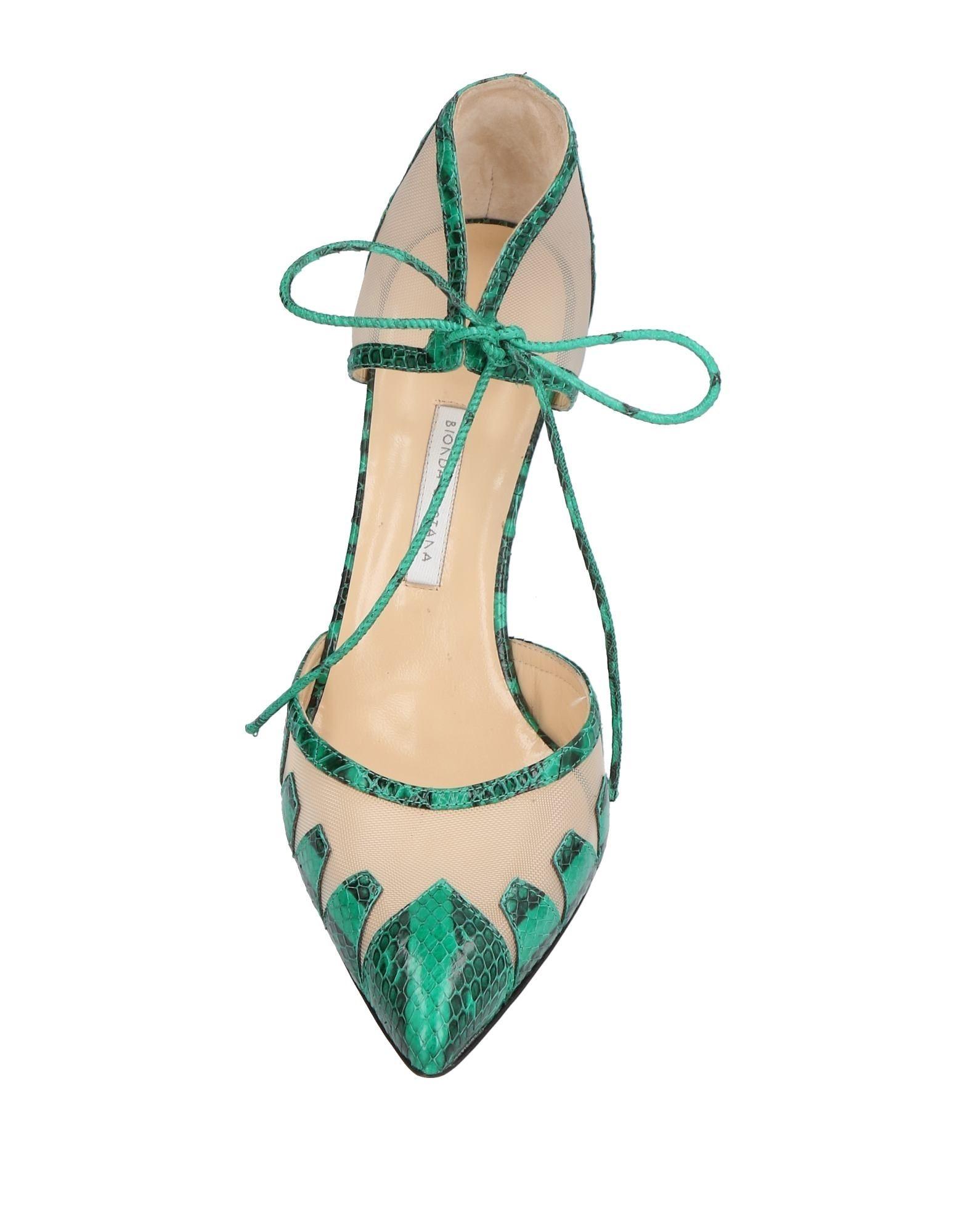 Bionda Castana Pumps Damen Damen Damen  11472606HX Neue Schuhe 809131