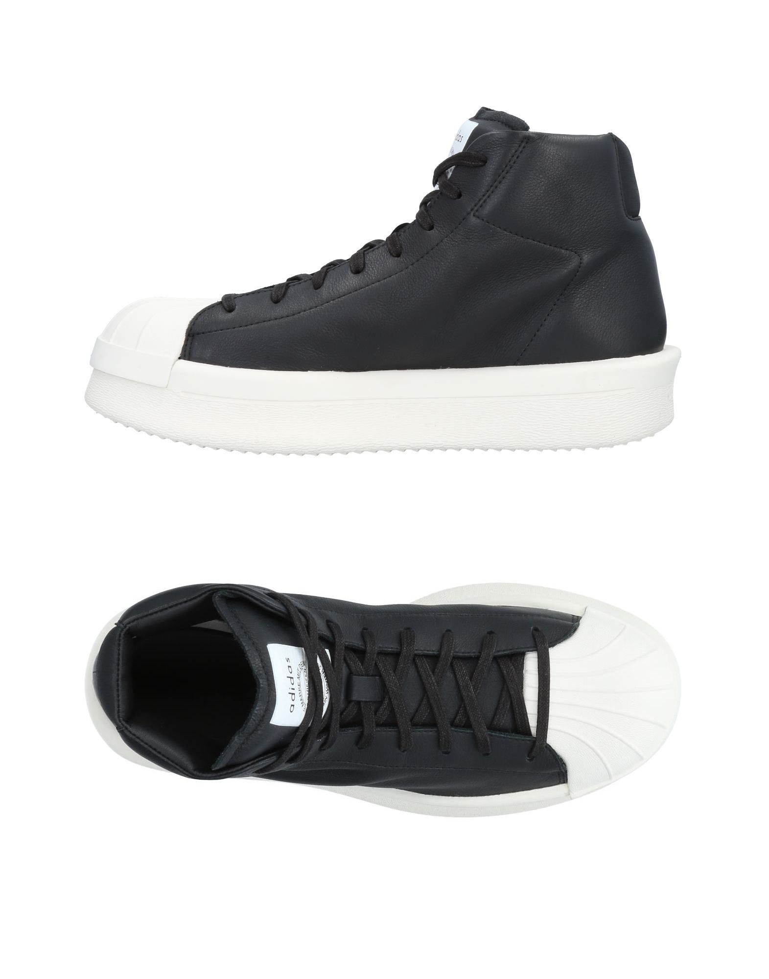 Rick Owens X Adidas Sneakers - Men Rick Owens X Adidas Sneakers ... c7e7cc524f