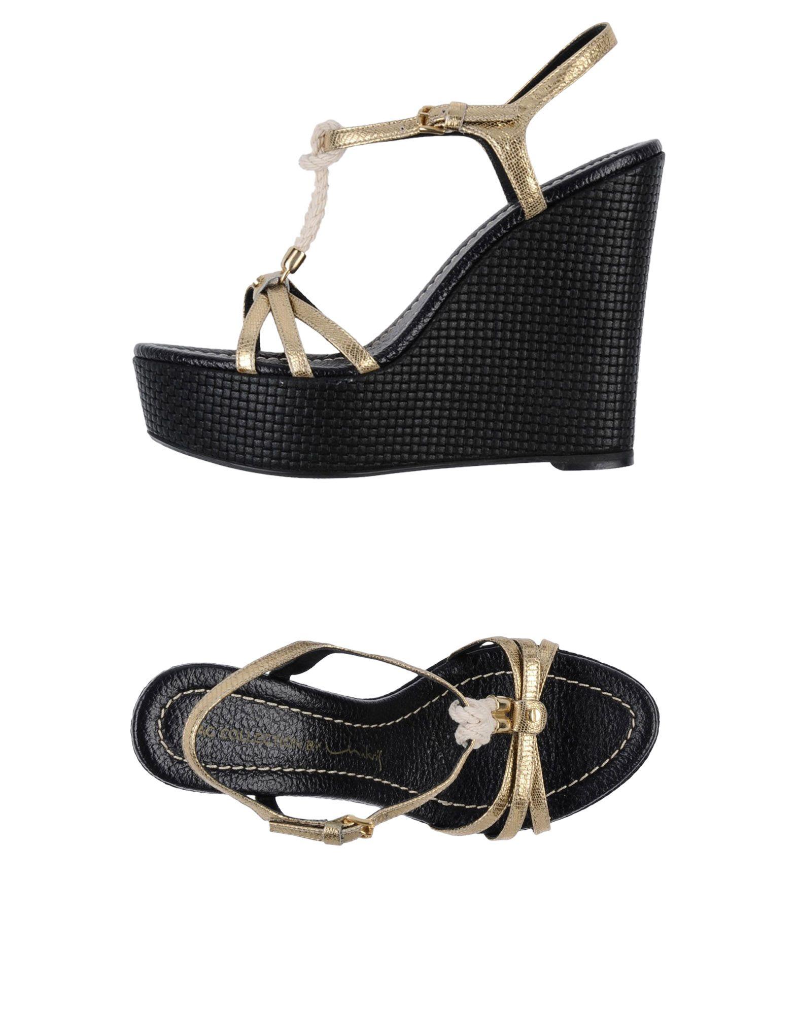 Mac Collection Sandalen Damen 11472617XU Gute Qualität beliebte Schuhe