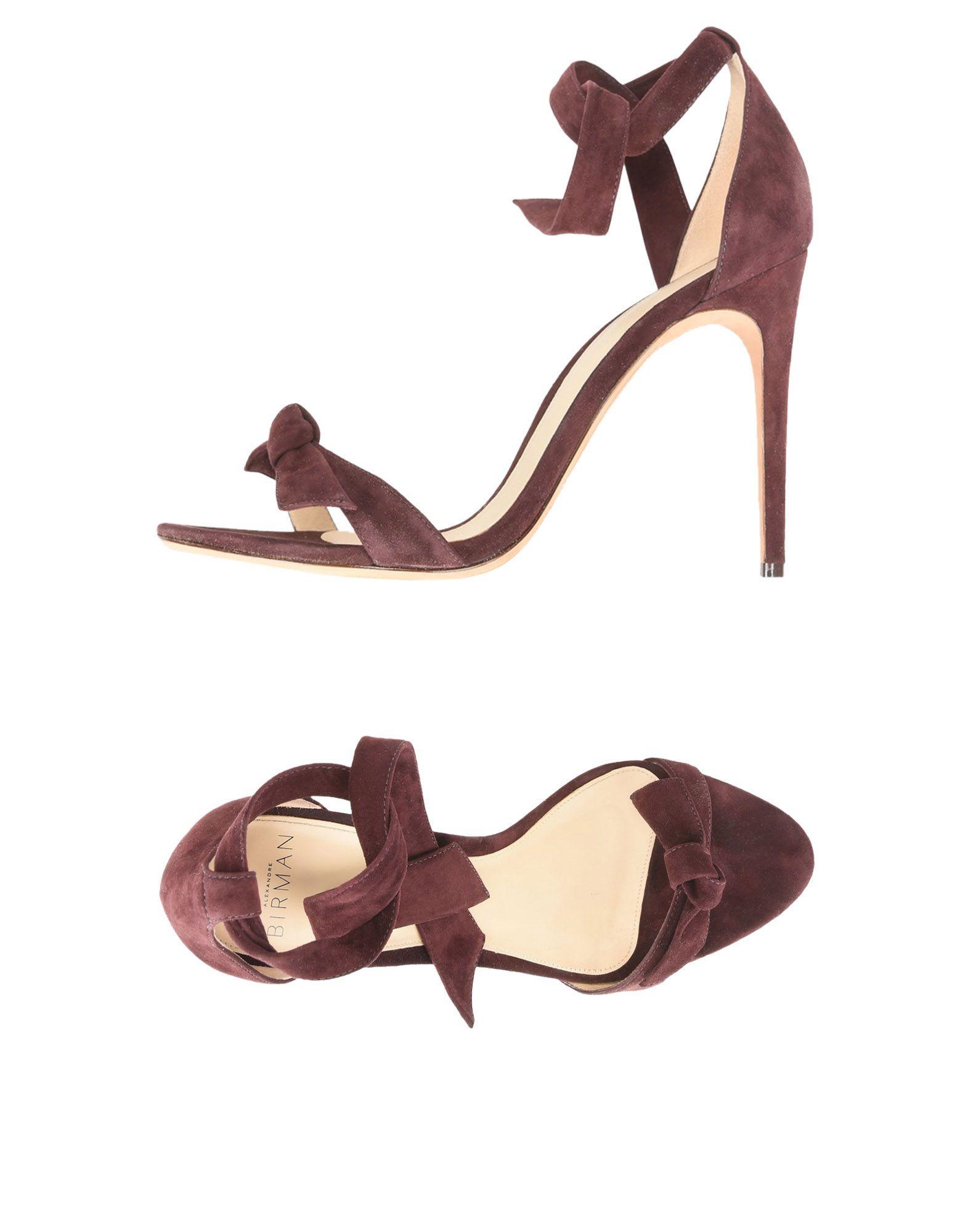Alexandre Birman Birman Sandals - Women Alexandre Birman Birman Sandals online on  Canada - 11472628AO 002839