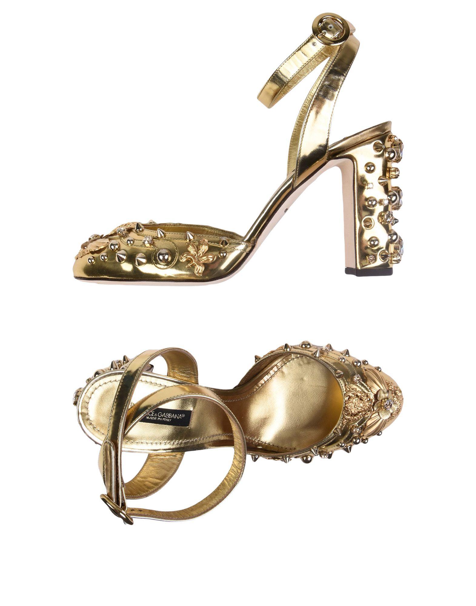 Dolce & Gabbana Sandals - Women online Dolce & Gabbana Sandals online Women on  Australia - 11472674GA a52063