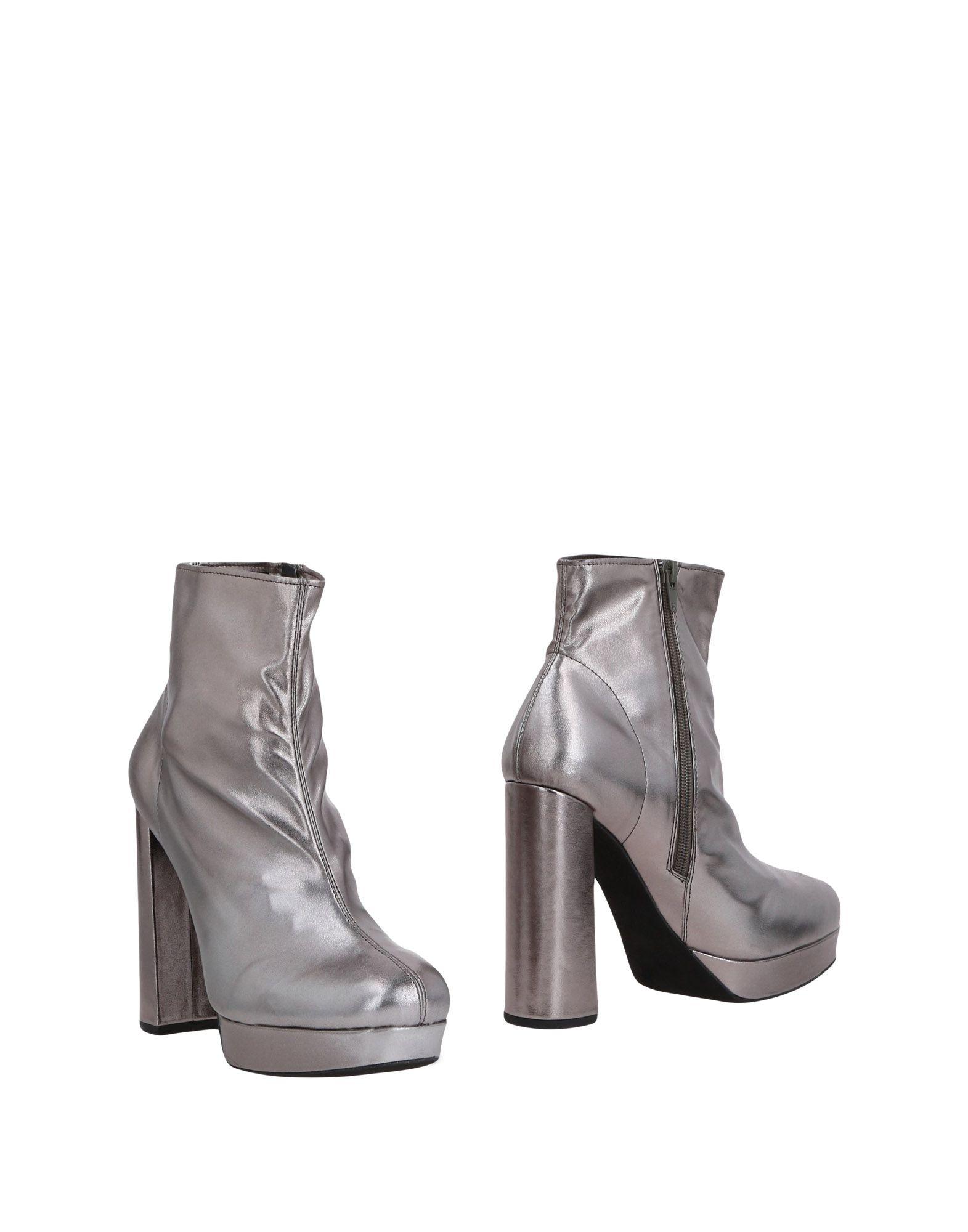 Gut um billige Schuhe zu tragenJeffrey Campbell Stiefelette Damen  11472687MS