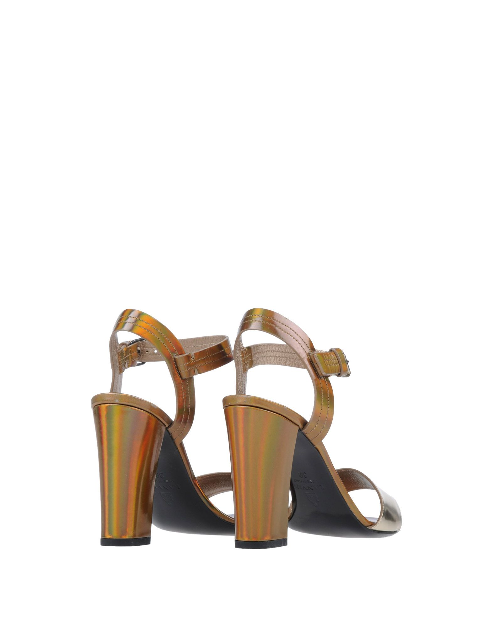 Lanvin  Sandalen Damen  Lanvin 11472689HNGut aussehende strapazierfähige Schuhe 1e8fba