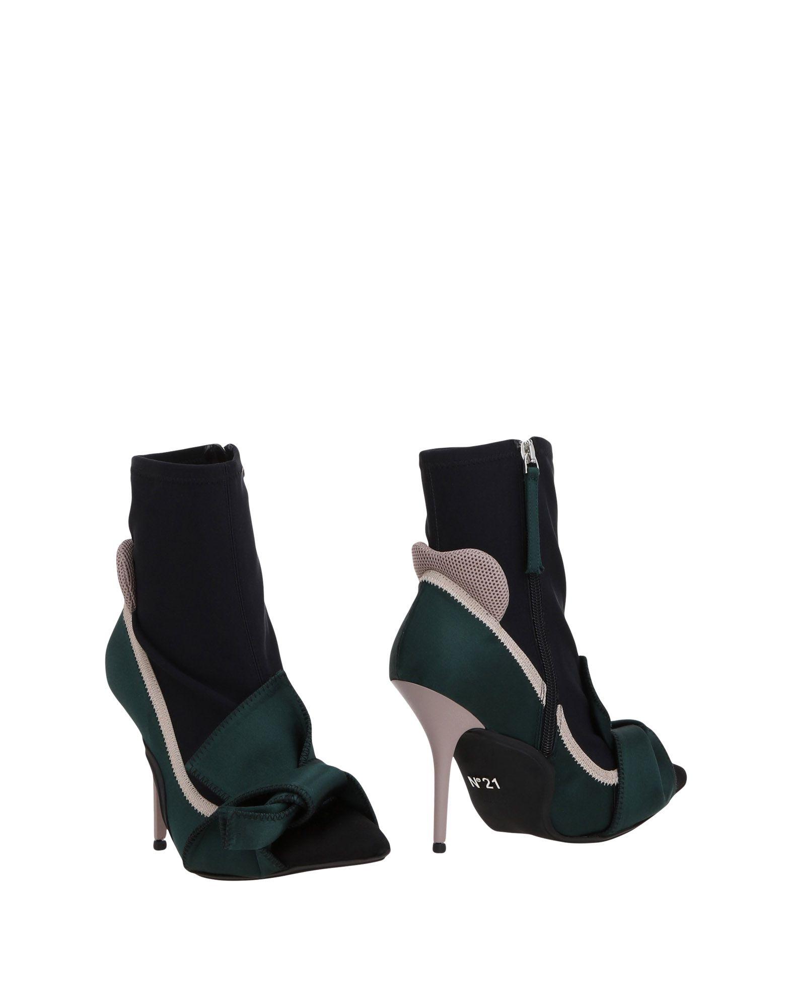 N° 21 Stiefelette Damen  11472697GTGünstige gut aussehende Schuhe