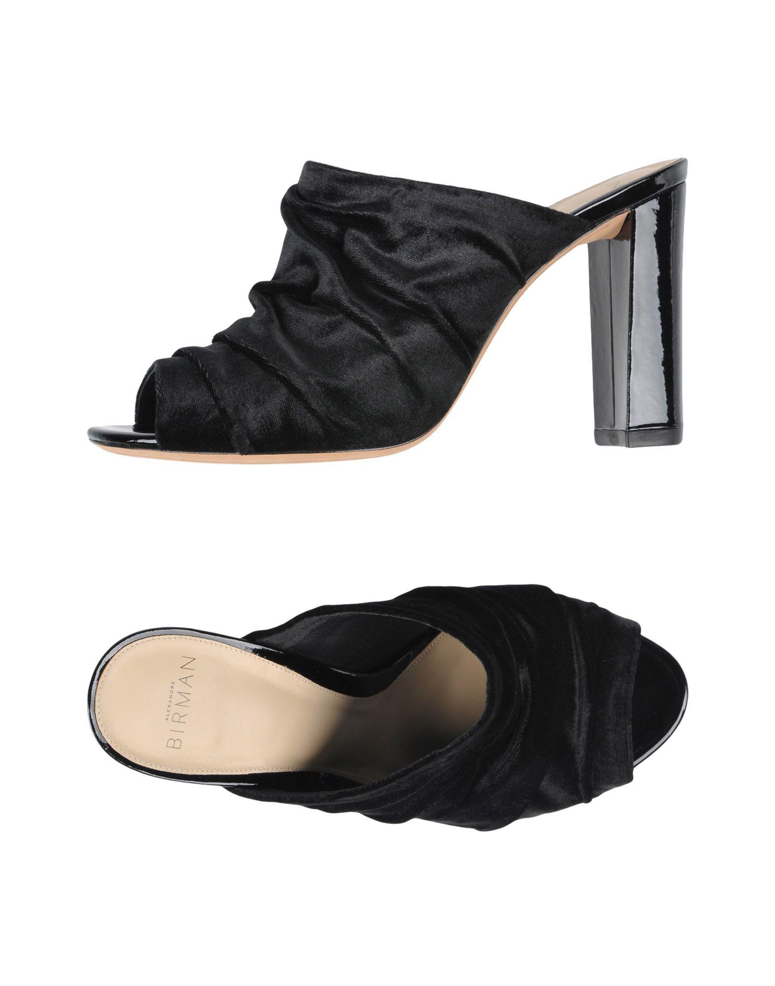 Alexandre Birman Pantoletten Damen Schuhe  11472730PSGünstige gut aussehende Schuhe Damen e3d2be