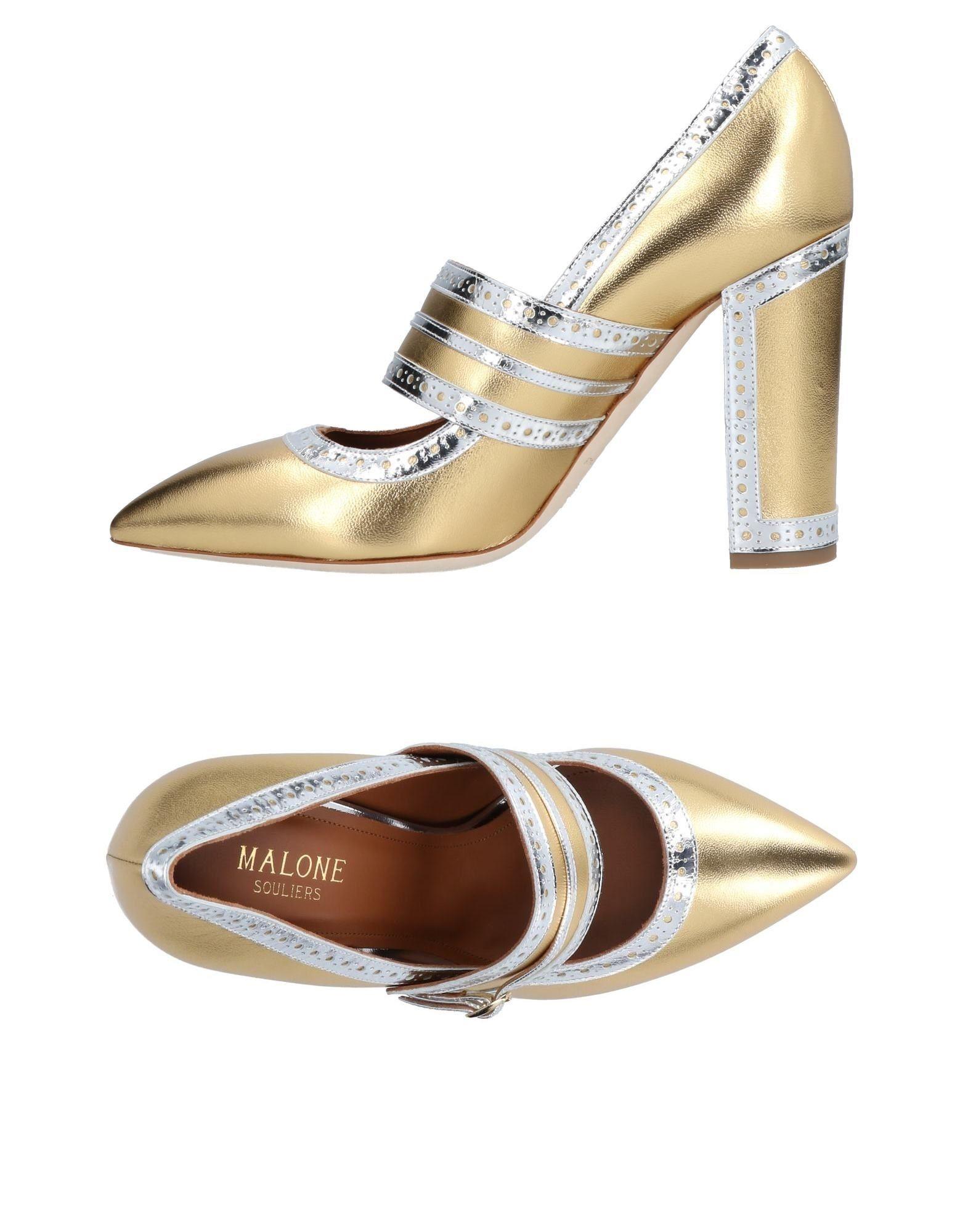 Malone Souliers Pumps Damen  11472755RCGut aussehende strapazierfähige Schuhe
