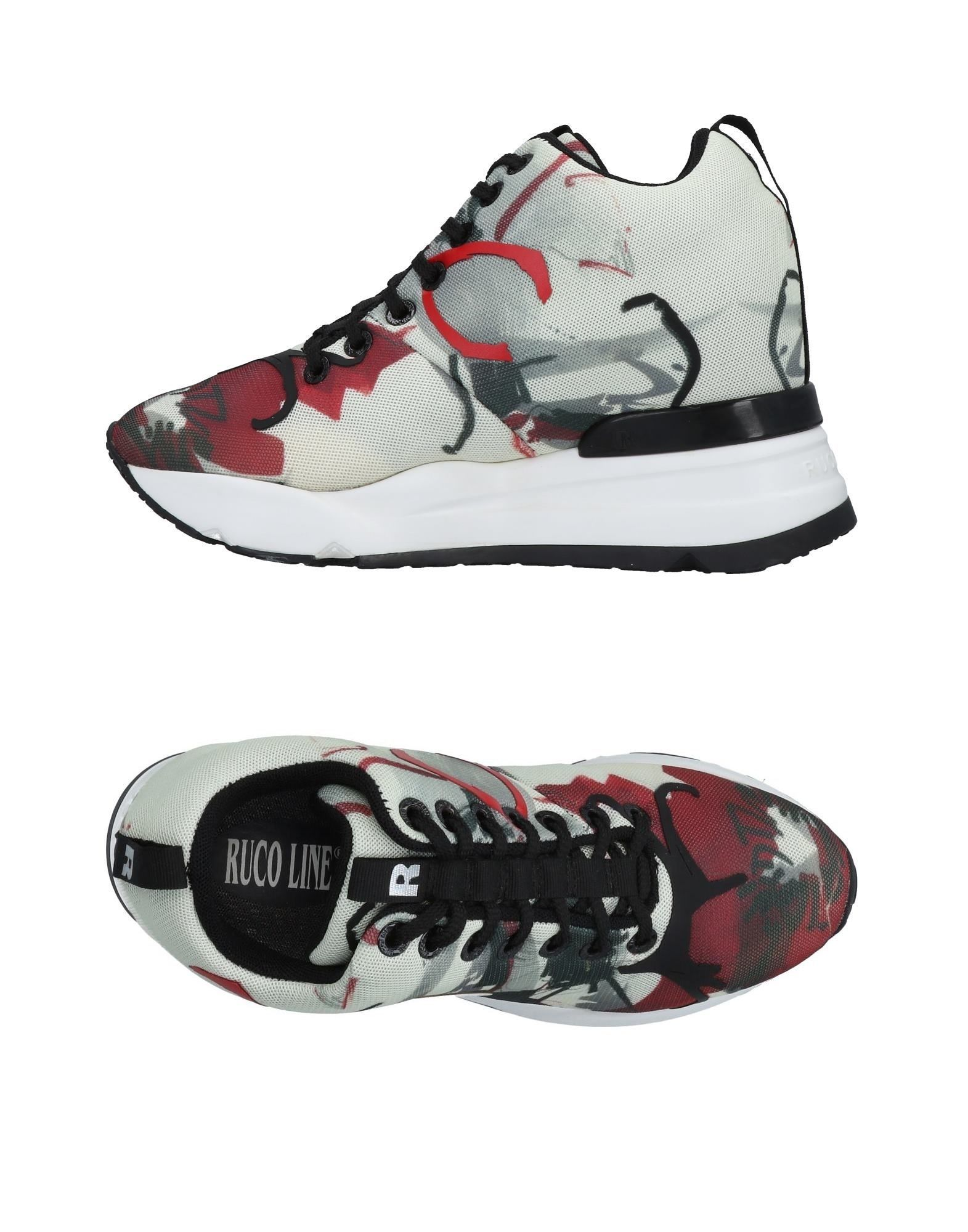 Sneakers Ruco Line Donna - 11472790BK