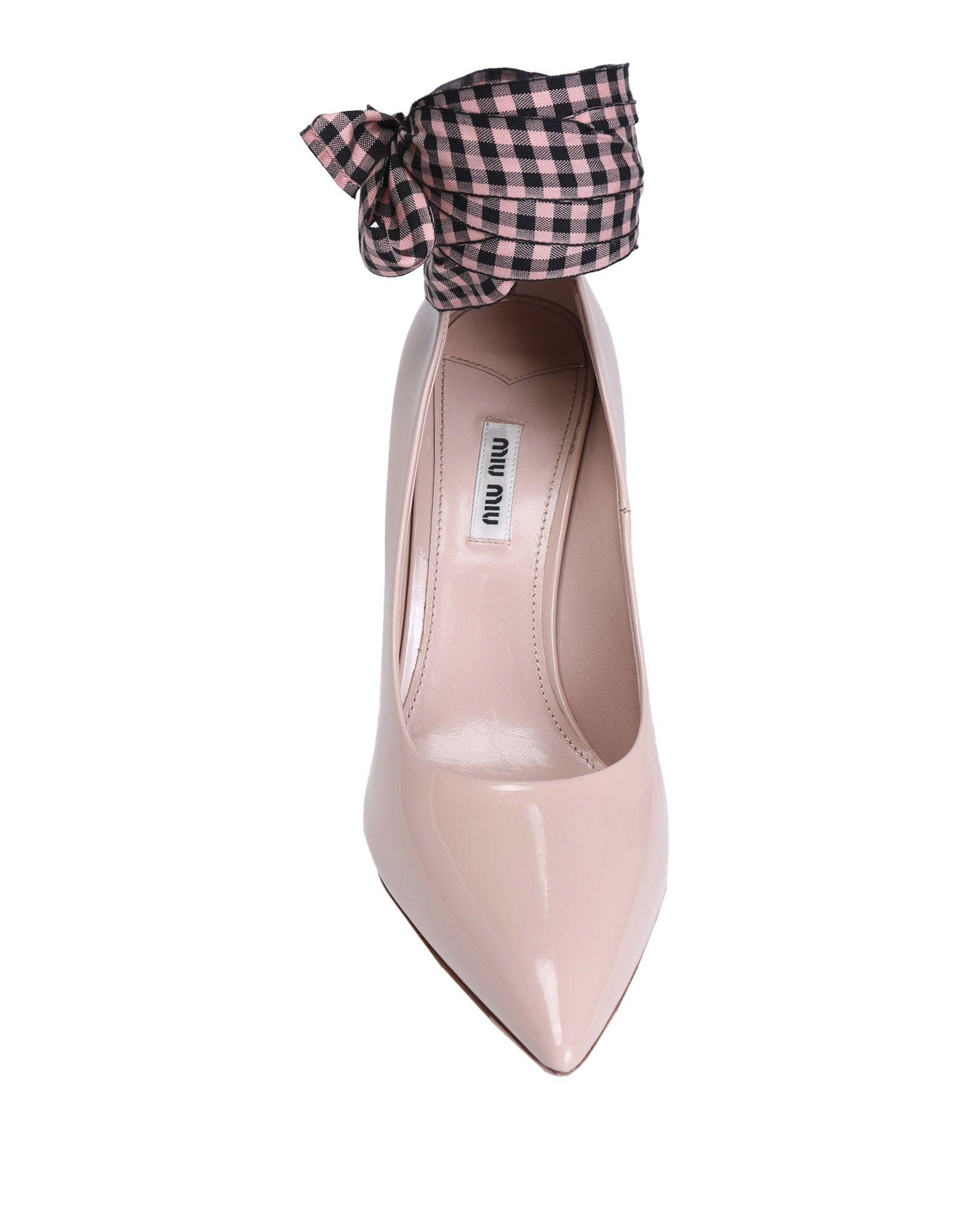 Miu 11472835DIGünstige Miu Pumps Damen  11472835DIGünstige Miu gut aussehende Schuhe c16224