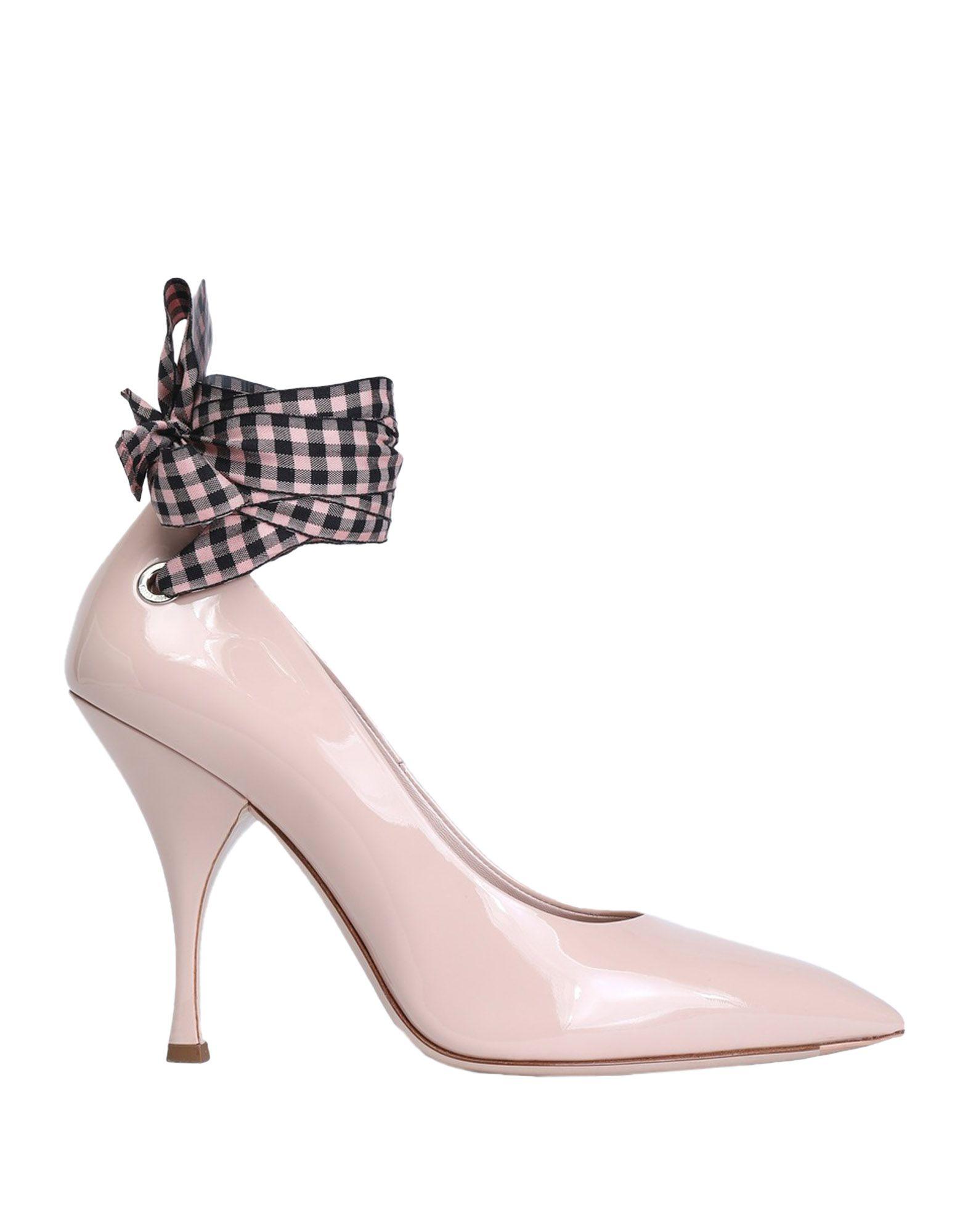 Miu Miu Pumps Damen  11472835DIGünstige gut aussehende Schuhe