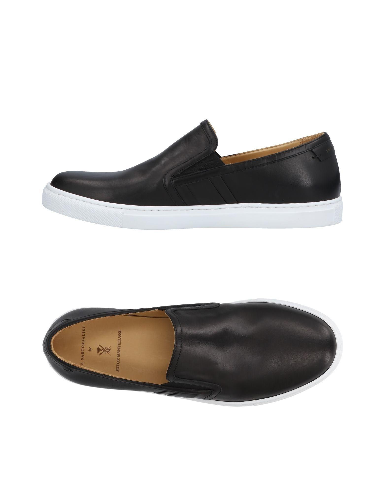 Sutor Mantellassi Sneakers Sneakers Mantellassi Herren  11472970QR Gute Qualität beliebte Schuhe 059927